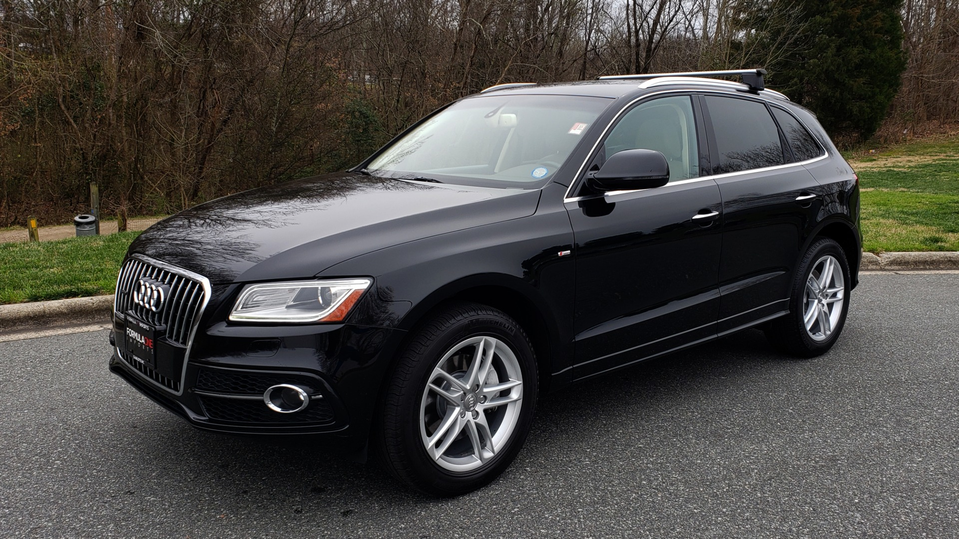 Used 2016 Audi Q5 PREMIUM PLUS / AWD / PANO-ROOF / HEATED SEATS for sale Sold at Formula Imports in Charlotte NC 28227 1