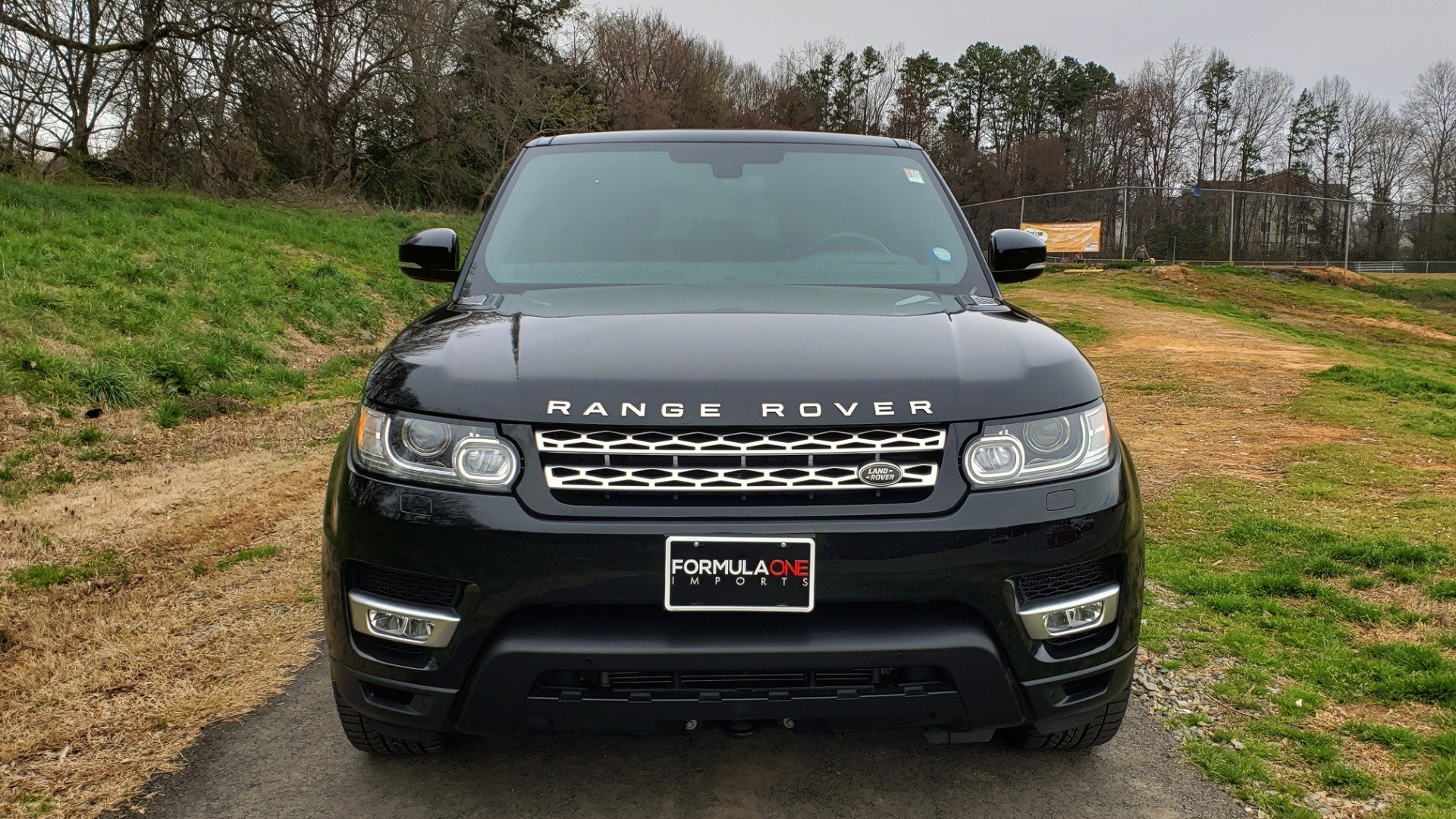 Used 2016 Land Rover RANGE ROVER SPORT V6 HSE 4WD / NAV / SUNROOF / HTD STS / REARVIEW for sale Sold at Formula Imports in Charlotte NC 28227 12