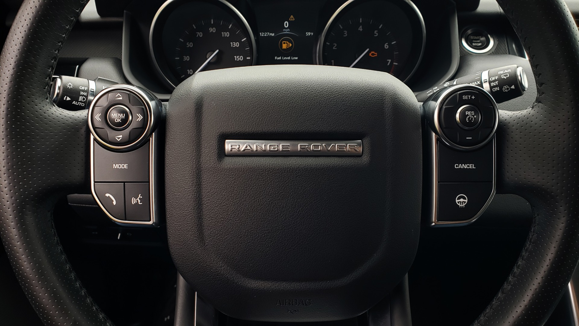 Used 2016 Land Rover RANGE ROVER SPORT V6 HSE 4WD / NAV / SUNROOF / HTD STS / REARVIEW for sale Sold at Formula Imports in Charlotte NC 28227 47