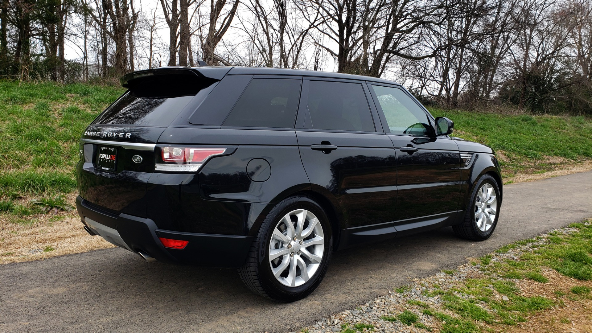 Used 2016 Land Rover RANGE ROVER SPORT V6 HSE 4WD / NAV / SUNROOF / HTD STS / REARVIEW for sale Sold at Formula Imports in Charlotte NC 28227 6
