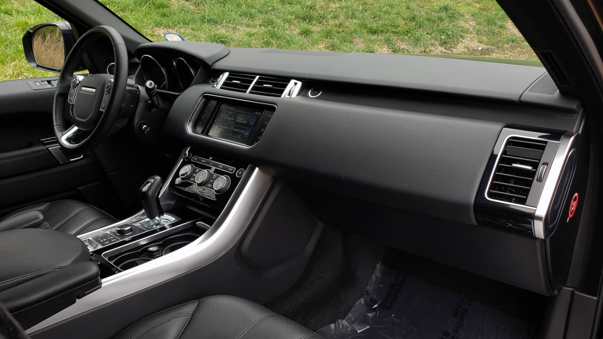 Used 2016 Land Rover RANGE ROVER SPORT V6 HSE 4WD / NAV / SUNROOF / HTD STS / REARVIEW for sale Sold at Formula Imports in Charlotte NC 28227 76