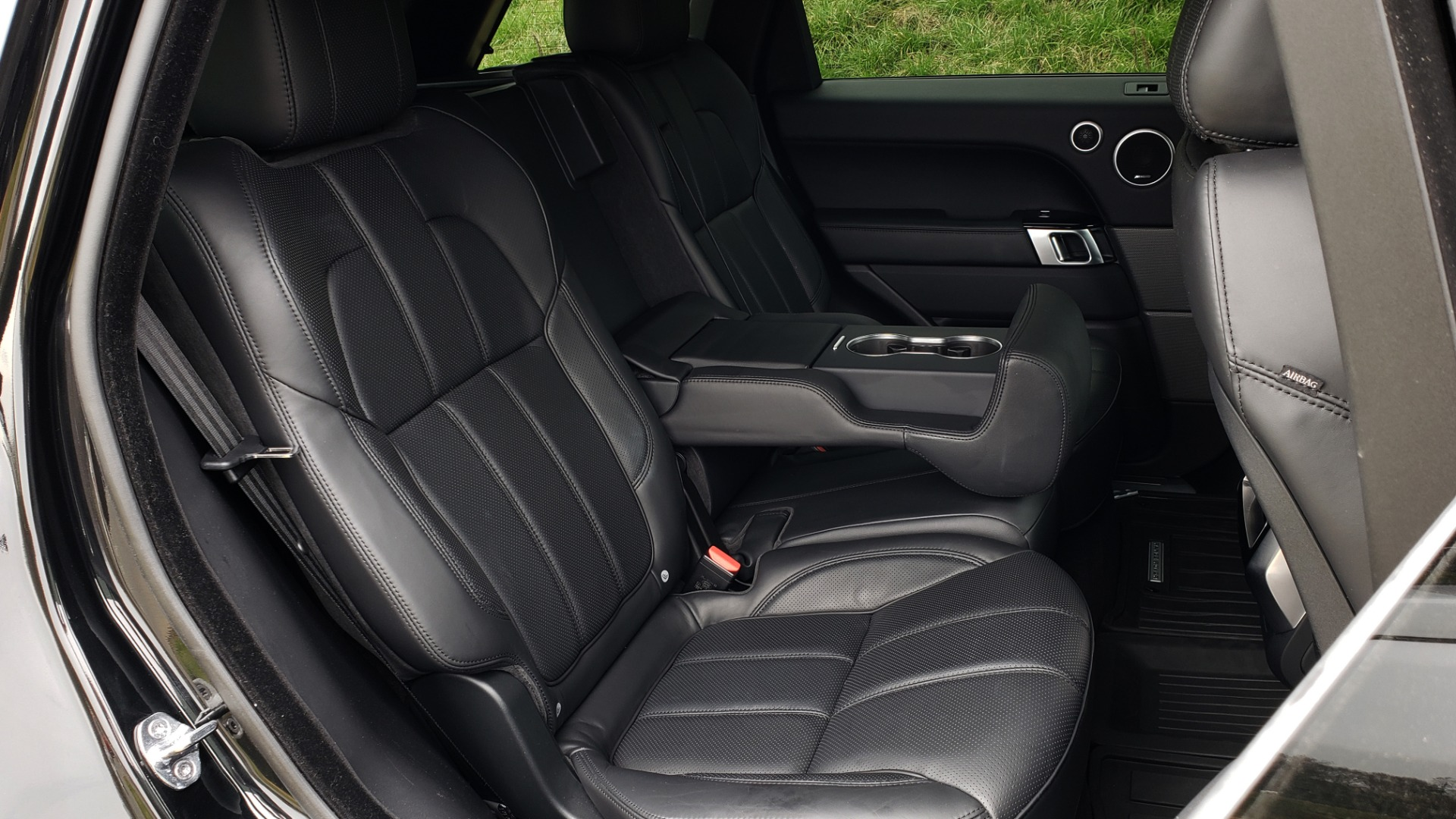 Used 2016 Land Rover RANGE ROVER SPORT V6 HSE 4WD / NAV / SUNROOF / HTD STS / REARVIEW for sale Sold at Formula Imports in Charlotte NC 28227 82