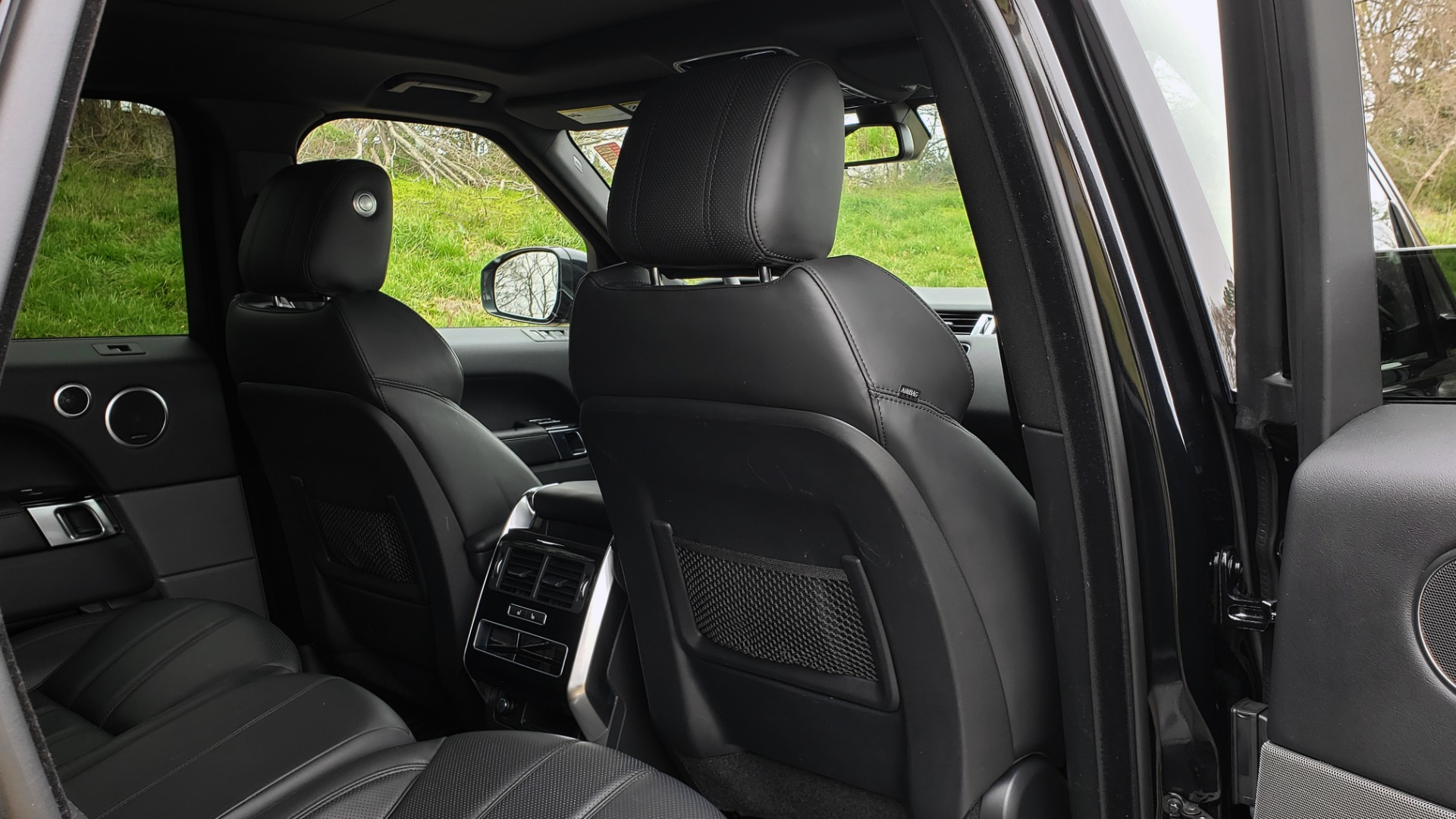 Used 2016 Land Rover RANGE ROVER SPORT V6 HSE 4WD / NAV / SUNROOF / HTD STS / REARVIEW for sale Sold at Formula Imports in Charlotte NC 28227 84