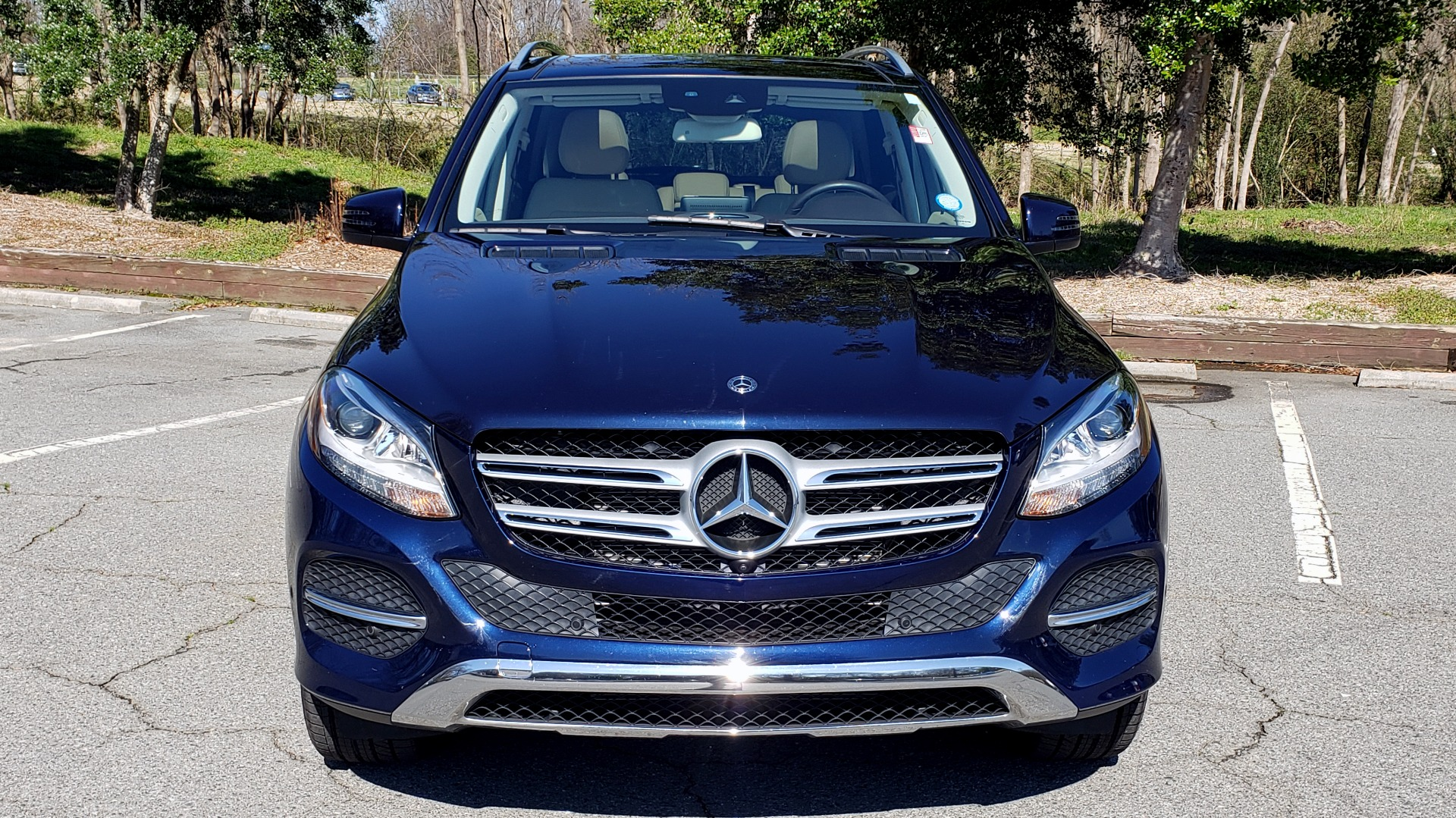 Used 2017 Mercedes-Benz GLE 350 PREMIUM / NAV / SUNROOF / PARK ASST / HTD STS for sale Sold at Formula Imports in Charlotte NC 28227 18