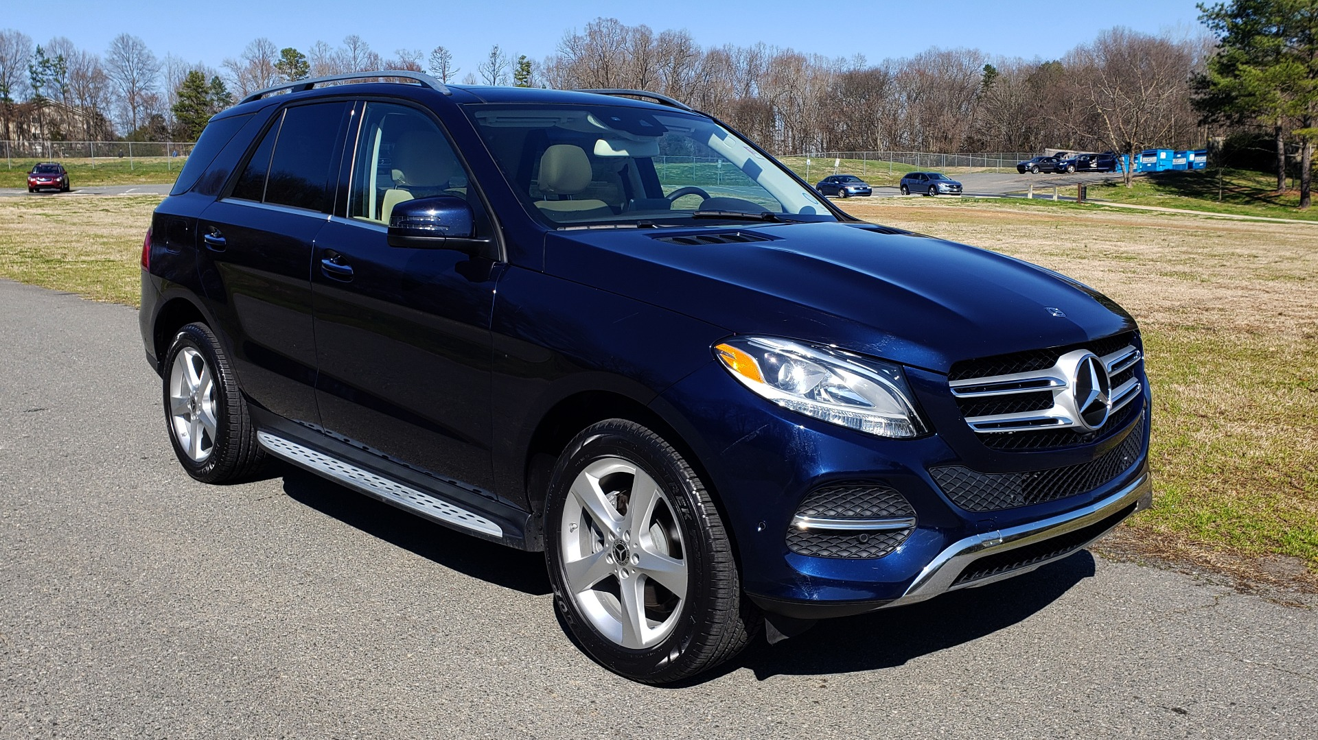 Used 2017 Mercedes-Benz GLE 350 PREMIUM / NAV / SUNROOF / PARK ASST / HTD STS for sale Sold at Formula Imports in Charlotte NC 28227 4