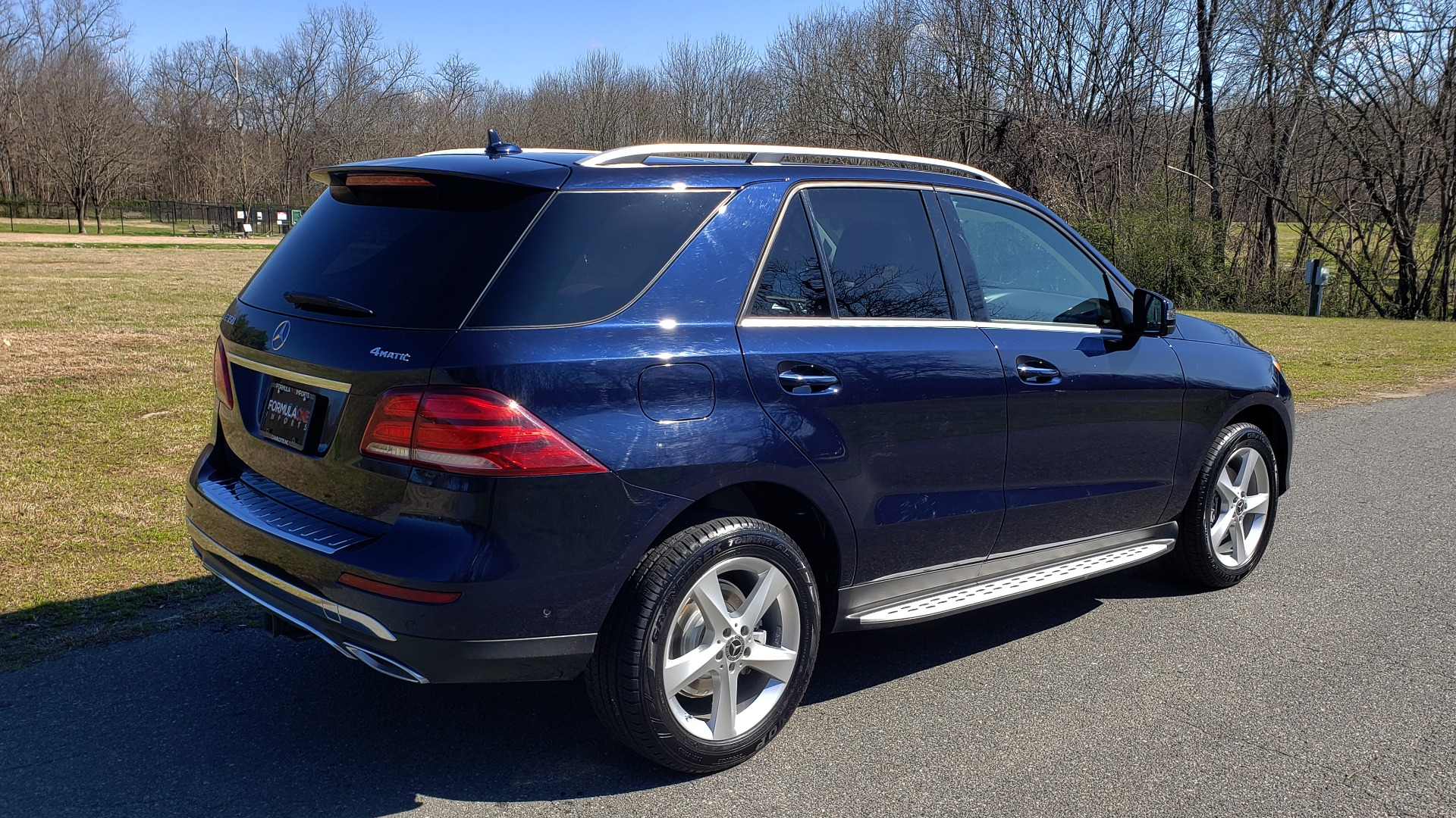 Used 2017 Mercedes-Benz GLE 350 PREMIUM / NAV / SUNROOF / PARK ASST / HTD STS for sale Sold at Formula Imports in Charlotte NC 28227 6