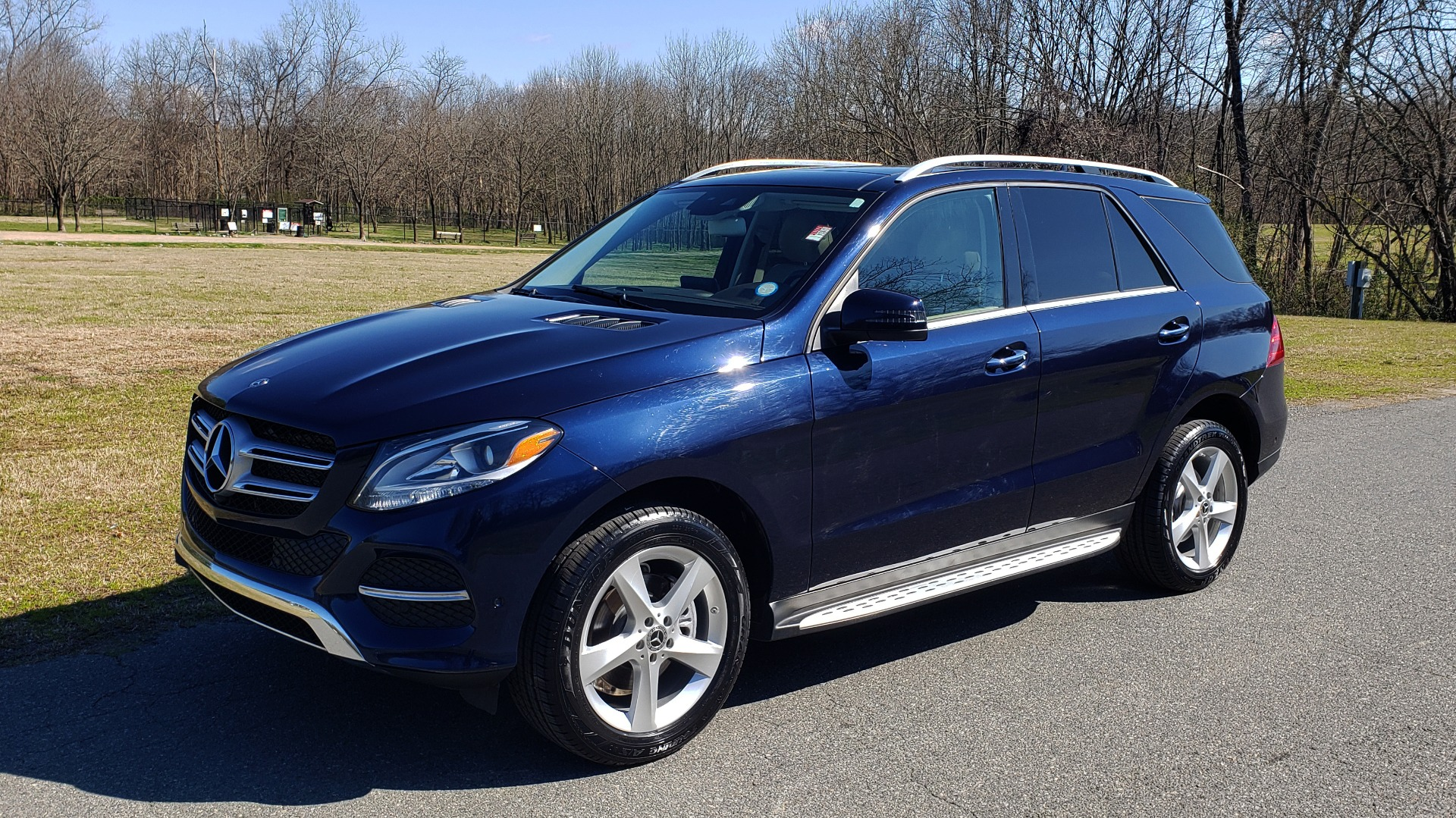 Used 2017 Mercedes-Benz GLE 350 PREMIUM / NAV / SUNROOF / PARK ASST / HTD STS for sale Sold at Formula Imports in Charlotte NC 28227 1