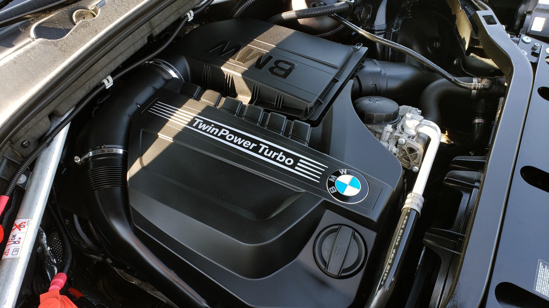 Used 2017 BMW X3 XDRIVE35I / M-SPORT / DRVR ASST / CLD WTHR / NAV / ROOF / HTD STS for sale Sold at Formula Imports in Charlotte NC 28227 12