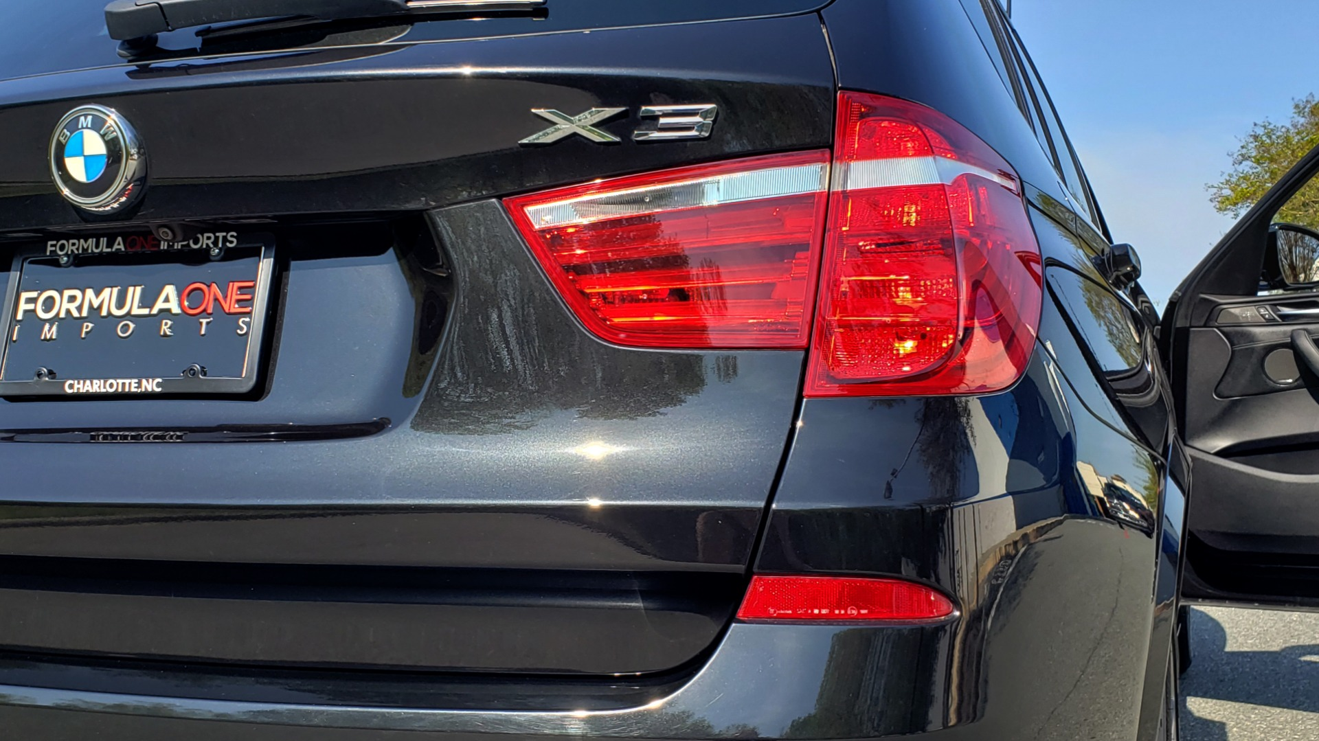Used 2017 BMW X3 XDRIVE35I / M-SPORT / DRVR ASST / CLD WTHR / NAV / ROOF / HTD STS for sale Sold at Formula Imports in Charlotte NC 28227 22