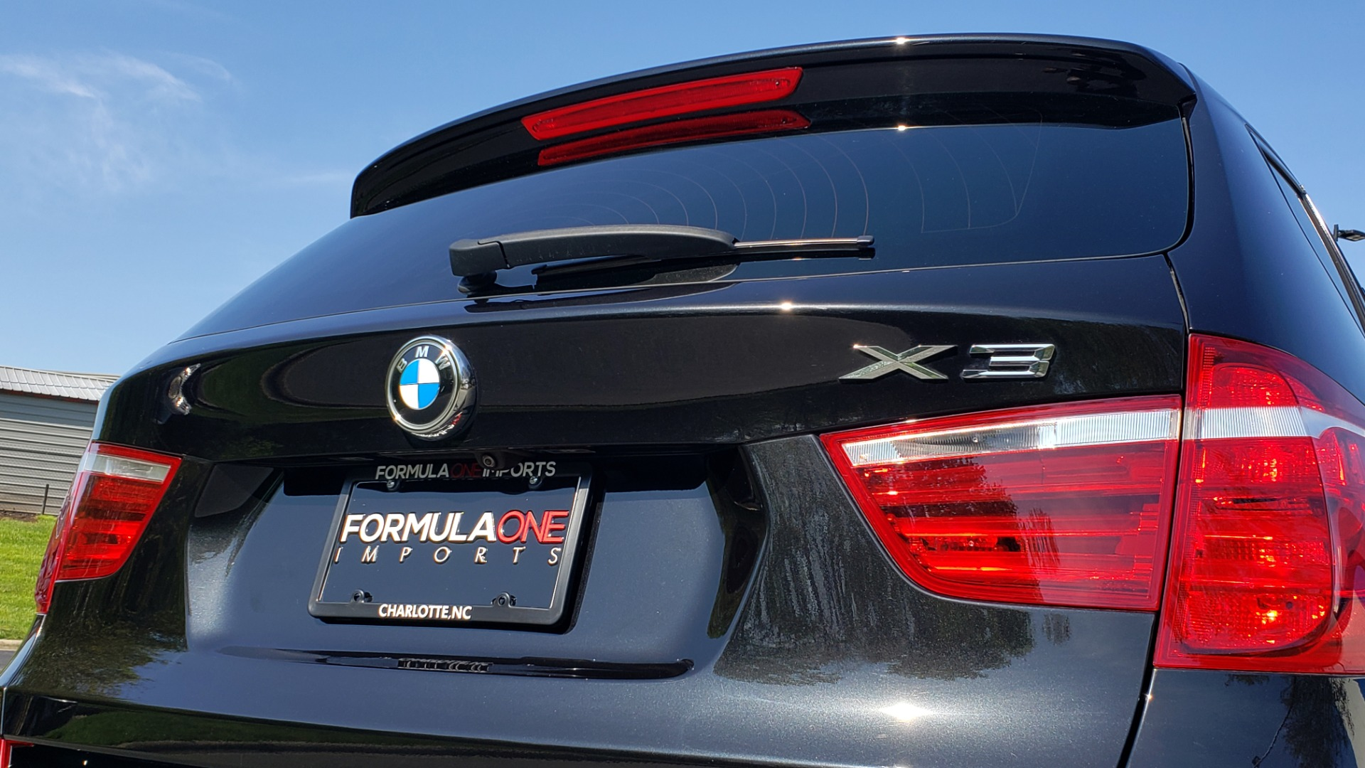 Used 2017 BMW X3 XDRIVE35I / M-SPORT / DRVR ASST / CLD WTHR / NAV / ROOF / HTD STS for sale Sold at Formula Imports in Charlotte NC 28227 23