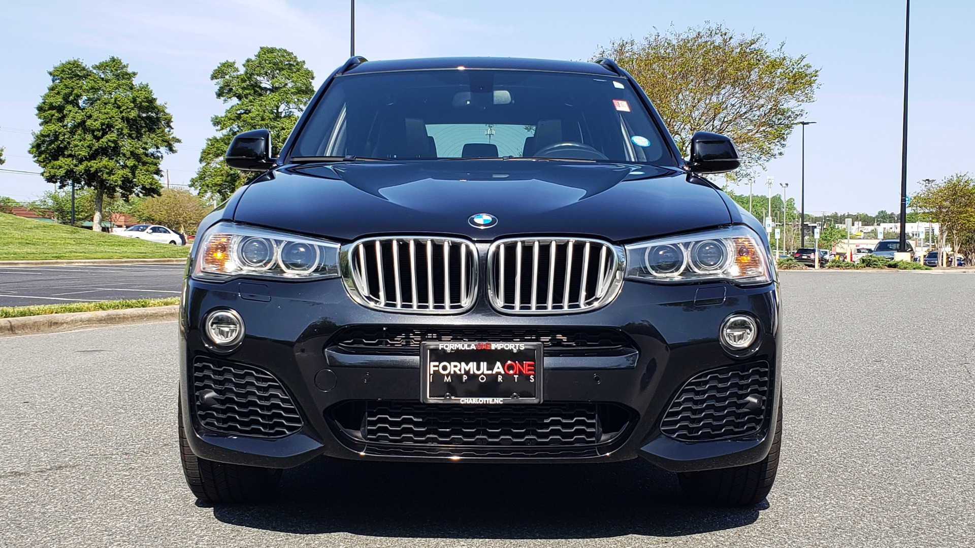 Used 2017 BMW X3 XDRIVE35I / M-SPORT / DRVR ASST / CLD WTHR / NAV / ROOF / HTD STS for sale Sold at Formula Imports in Charlotte NC 28227 25