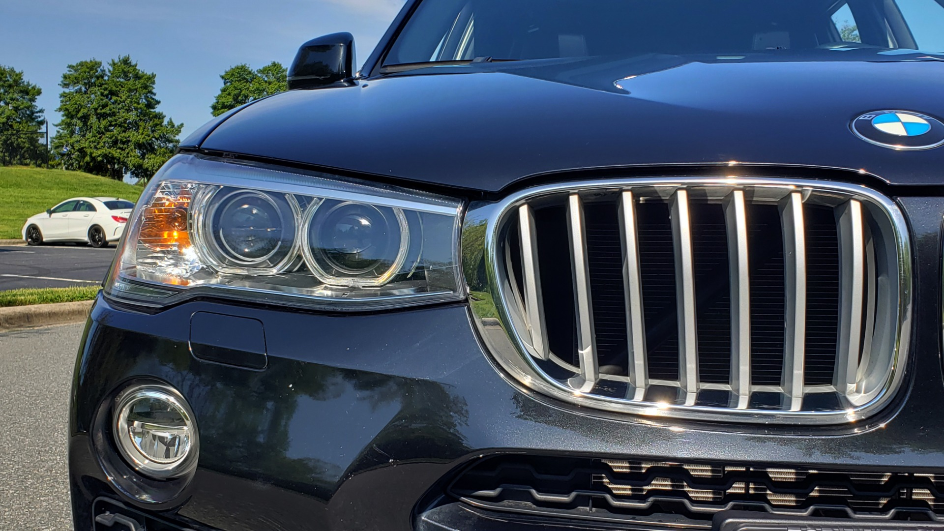 Used 2017 BMW X3 XDRIVE35I / M-SPORT / DRVR ASST / CLD WTHR / NAV / ROOF / HTD STS for sale Sold at Formula Imports in Charlotte NC 28227 26