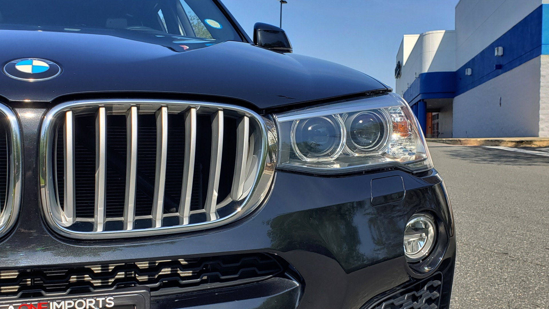 Used 2017 BMW X3 XDRIVE35I / M-SPORT / DRVR ASST / CLD WTHR / NAV / ROOF / HTD STS for sale Sold at Formula Imports in Charlotte NC 28227 27