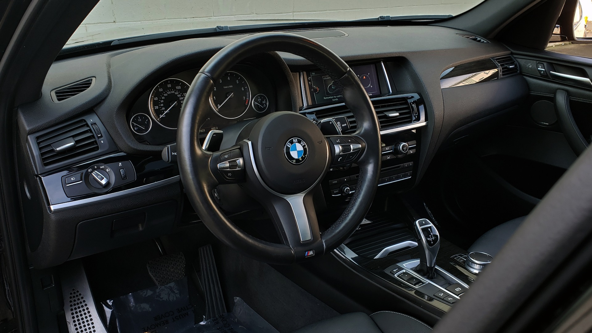 Used 2017 BMW X3 XDRIVE35I / M-SPORT / DRVR ASST / CLD WTHR / NAV / ROOF / HTD STS for sale Sold at Formula Imports in Charlotte NC 28227 36