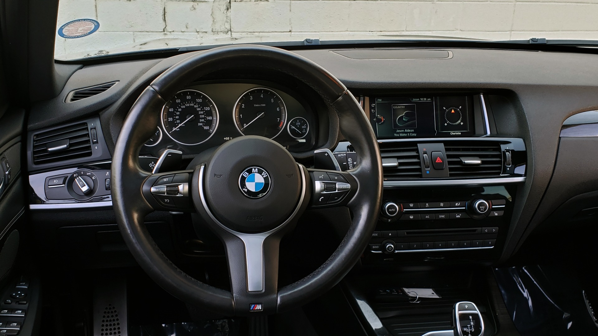Used 2017 BMW X3 XDRIVE35I / M-SPORT / DRVR ASST / CLD WTHR / NAV / ROOF / HTD STS for sale Sold at Formula Imports in Charlotte NC 28227 38