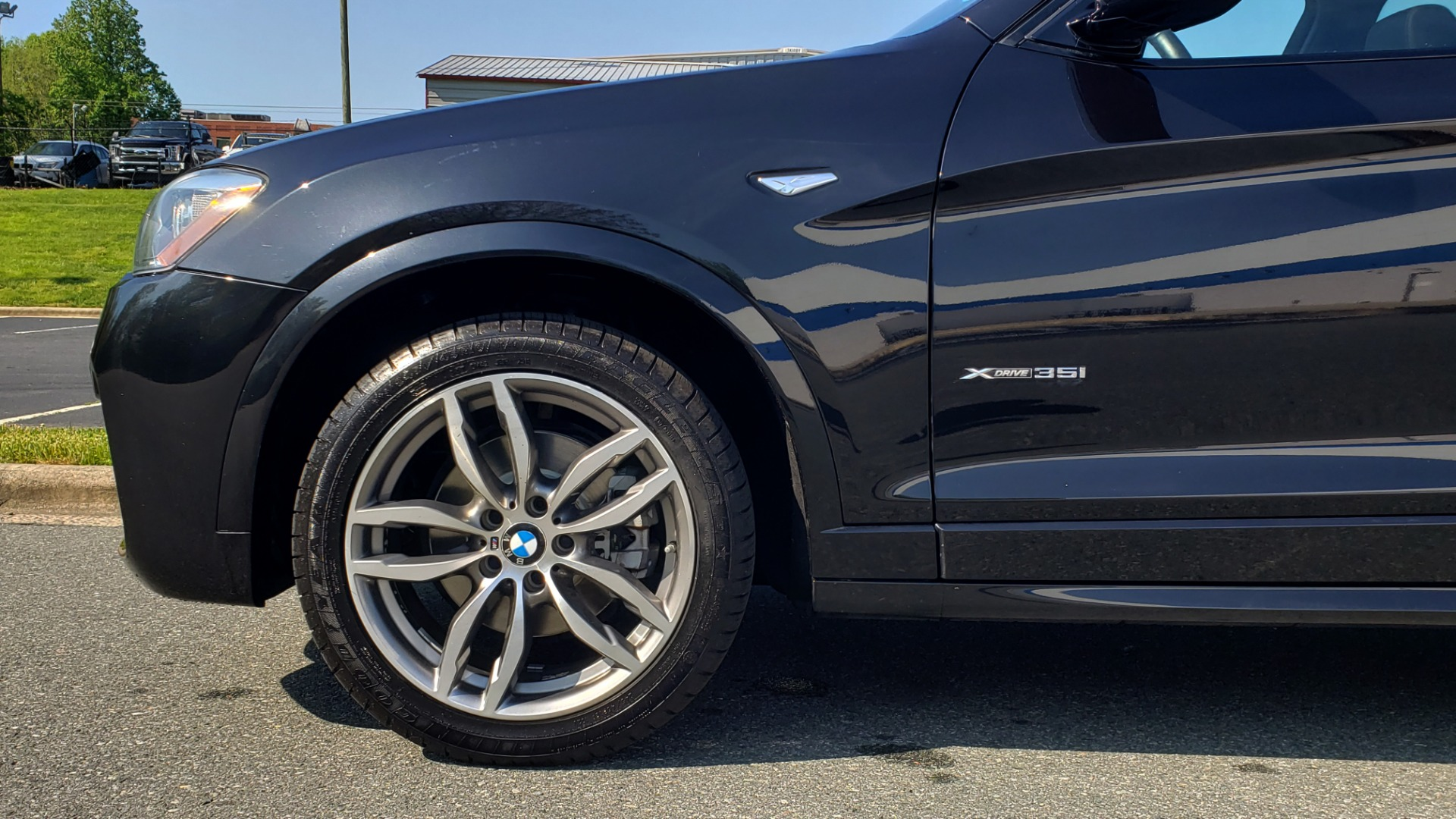 Used 2017 BMW X3 XDRIVE35I / M-SPORT / DRVR ASST / CLD WTHR / NAV / ROOF / HTD STS for sale Sold at Formula Imports in Charlotte NC 28227 85