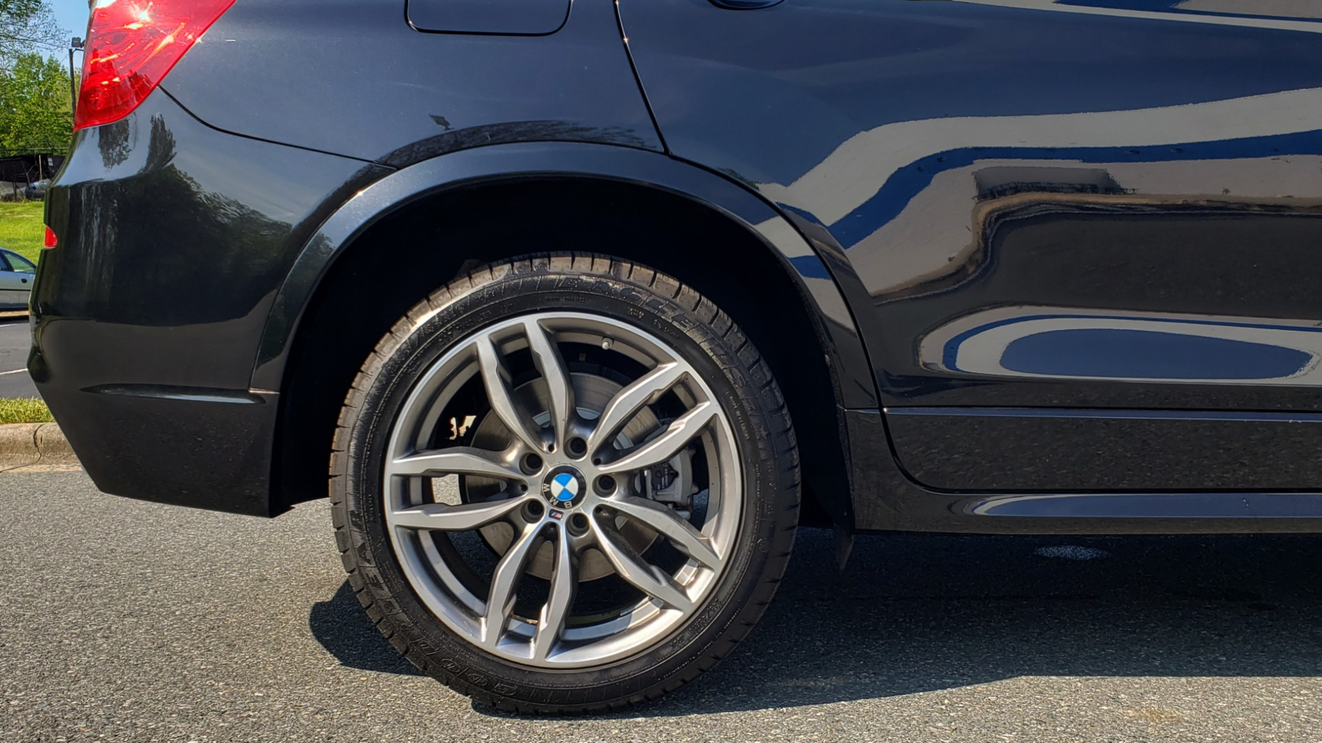 Used 2017 BMW X3 XDRIVE35I / M-SPORT / DRVR ASST / CLD WTHR / NAV / ROOF / HTD STS for sale Sold at Formula Imports in Charlotte NC 28227 87
