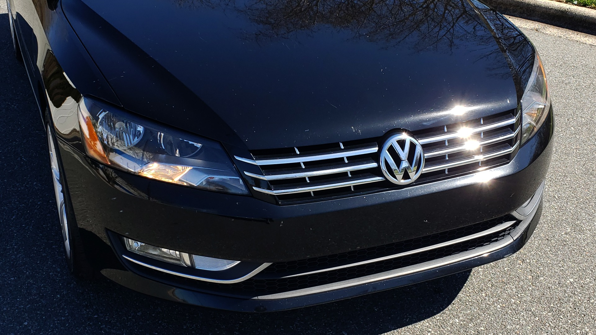 Used 2014 Volkswagen PASSAT SEL PREMIUM / NAV / SUNROOF / REARVIEW / 6-SPD AUTO for sale Sold at Formula Imports in Charlotte NC 28227 22