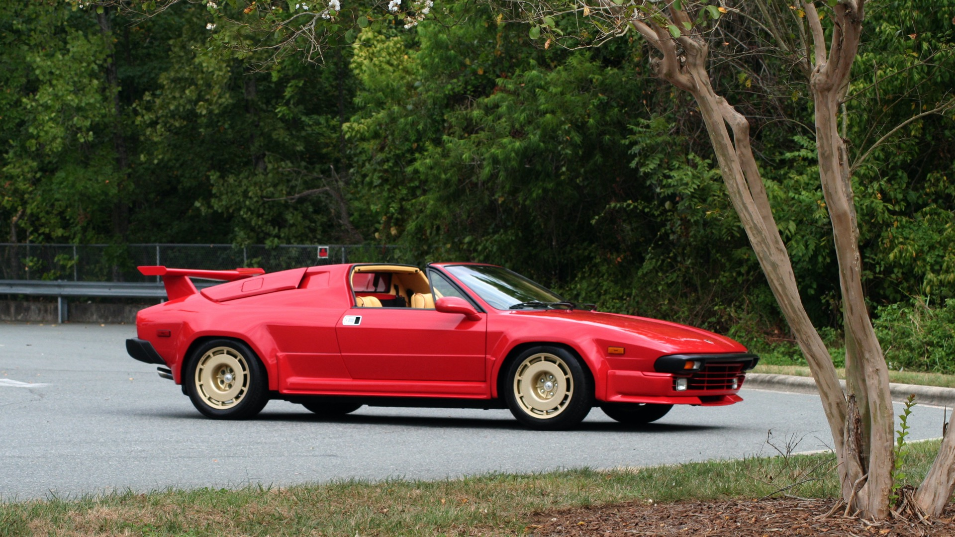 Used 1988 Lamborghini JALPA 3.5 / 5-SPD MANUAL / LOW MILES / EXCELLENT CONDITION for sale Sold at Formula Imports in Charlotte NC 28227 13