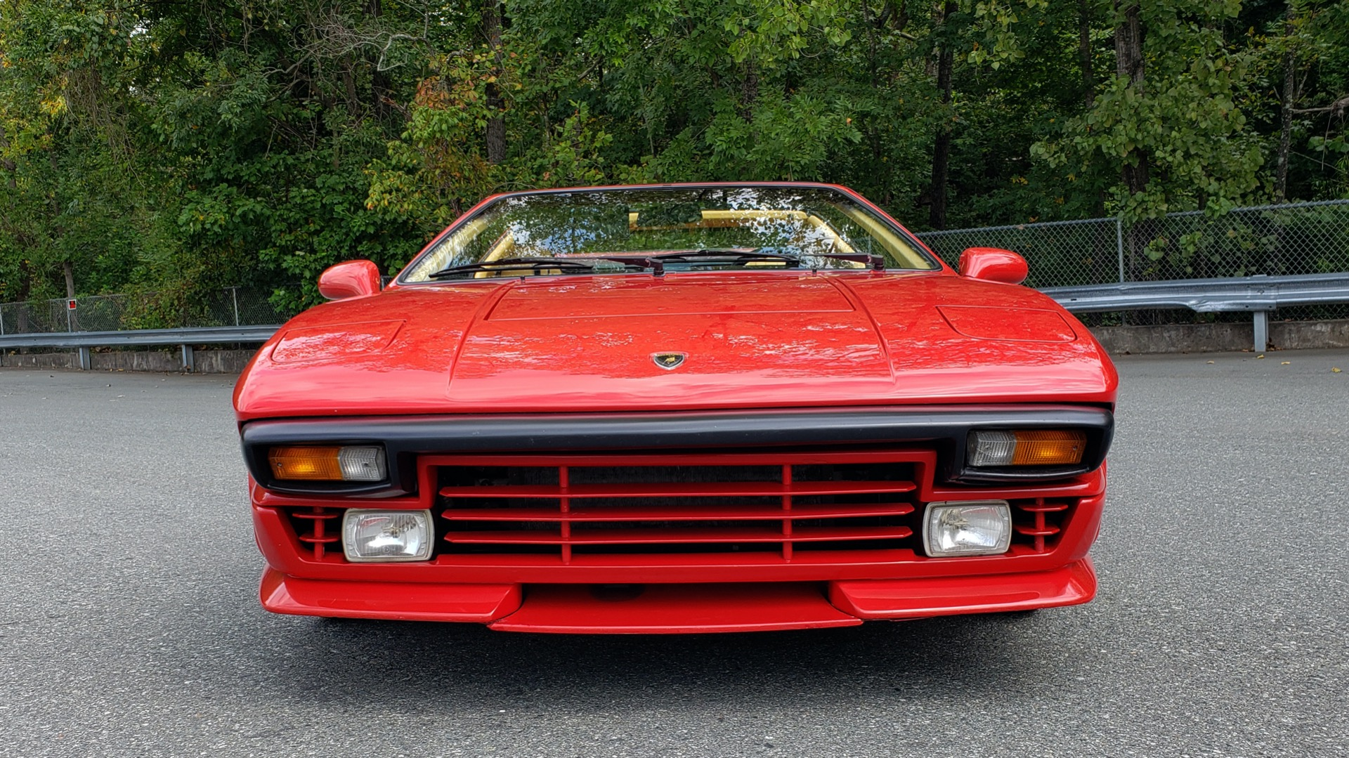 Used 1988 Lamborghini Jalpa 3.5 / 5-Speed Man / Low Miles / Excellent Condition for sale $108,995 at Formula Imports in Charlotte NC 28227 64