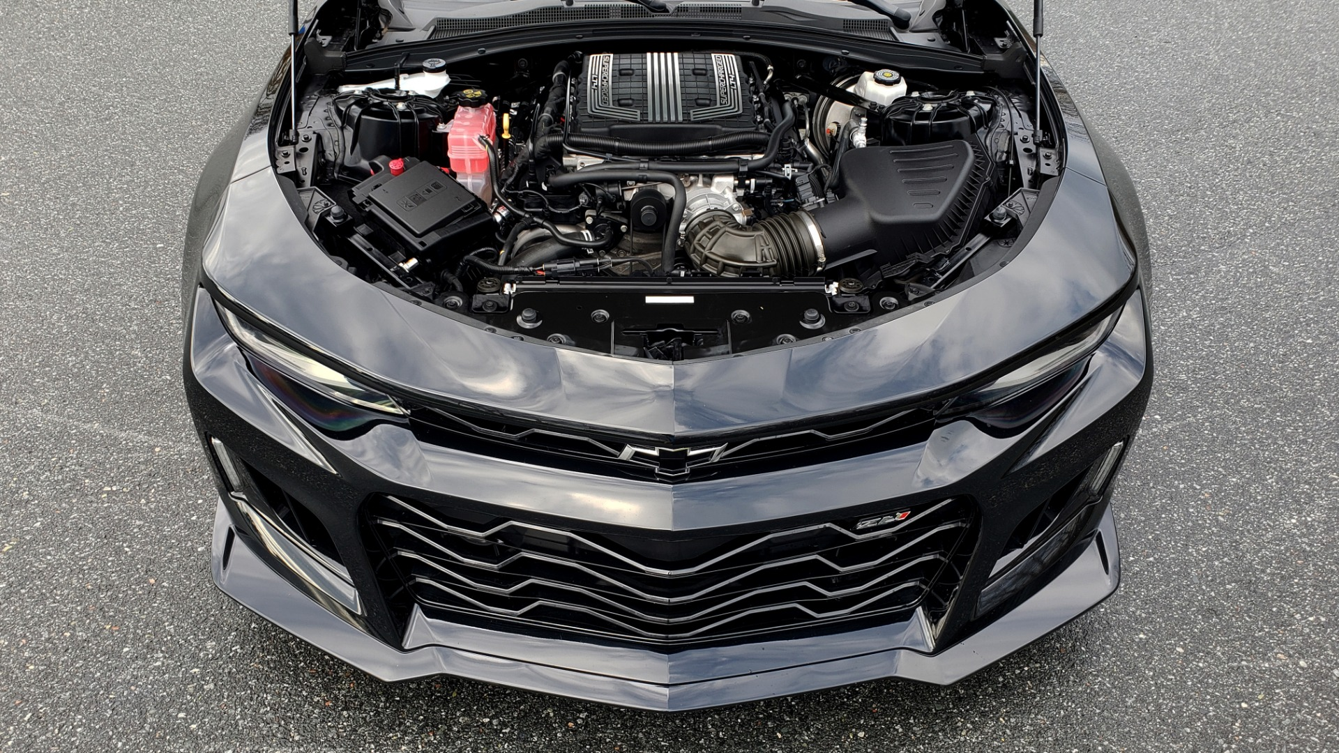 Used 2018 Chevrolet CAMARO ZL1 6.2L SUPERCHARGED V8 650 / NAV / SUNROOF / REARVIEW for sale Sold at Formula Imports in Charlotte NC 28227 16
