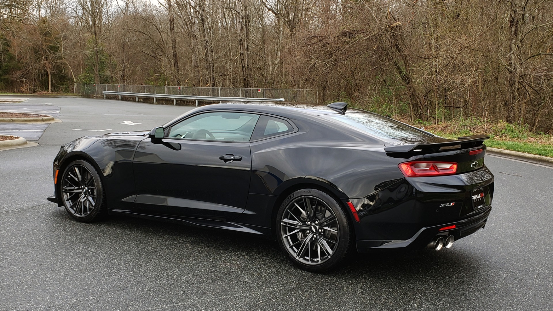Used 2018 Chevrolet CAMARO ZL1 6.2L SUPERCHARGED V8 650 / NAV / SUNROOF / REARVIEW for sale Sold at Formula Imports in Charlotte NC 28227 4