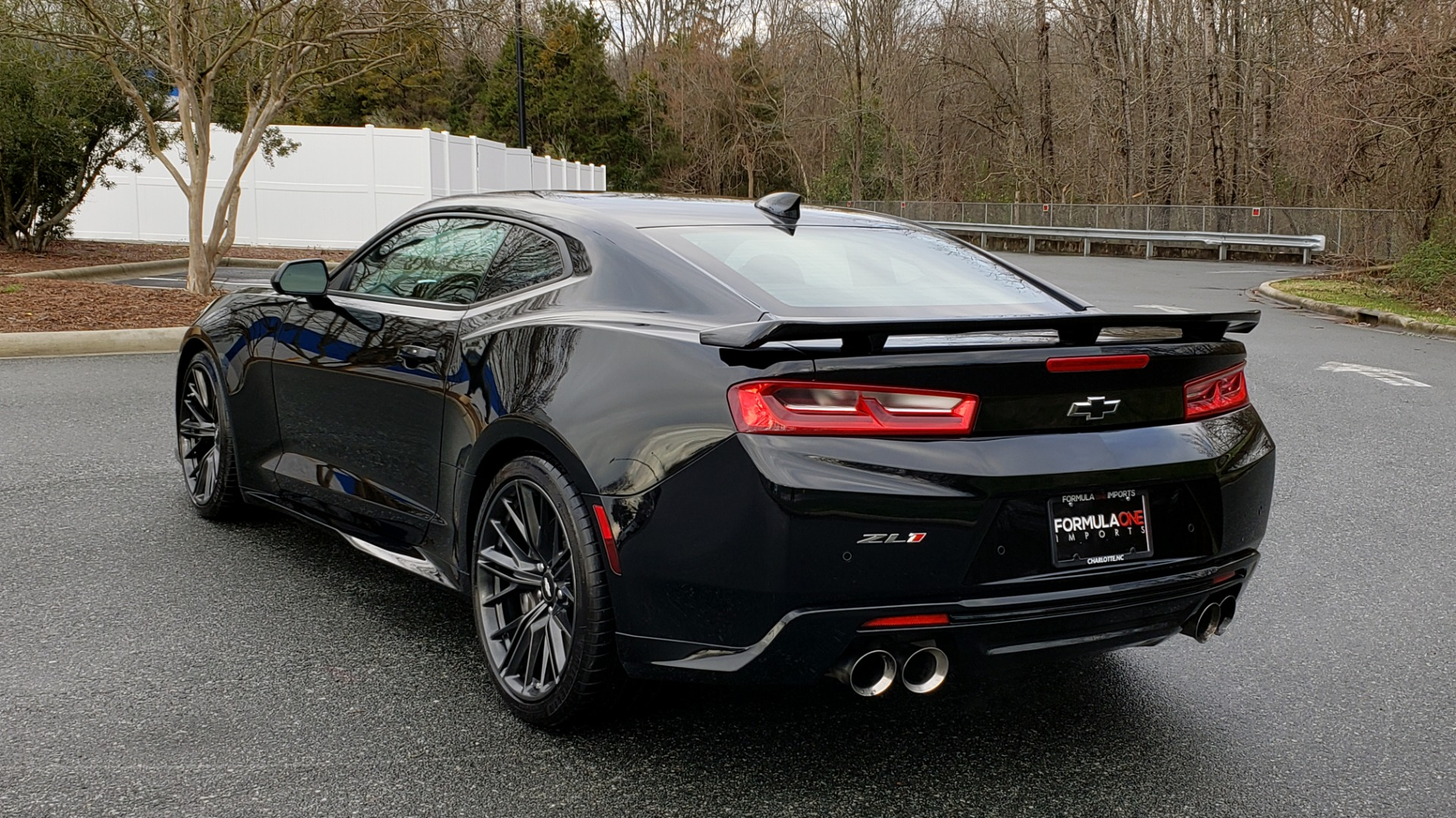 Used 2018 Chevrolet CAMARO ZL1 6.2L SUPERCHARGED V8 650 / NAV / SUNROOF / REARVIEW for sale Sold at Formula Imports in Charlotte NC 28227 5