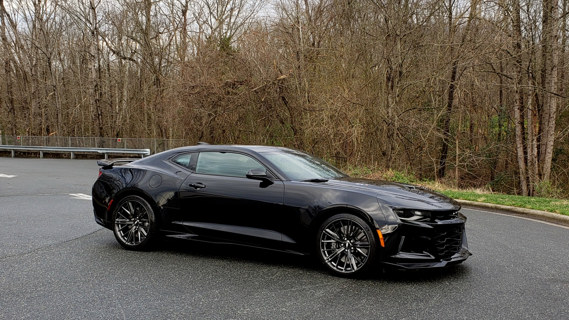 Used 2018 Chevrolet CAMARO ZL1 6.2L SUPERCHARGED V8 650 / NAV / SUNROOF / REARVIEW for sale Sold at Formula Imports in Charlotte NC 28227 7