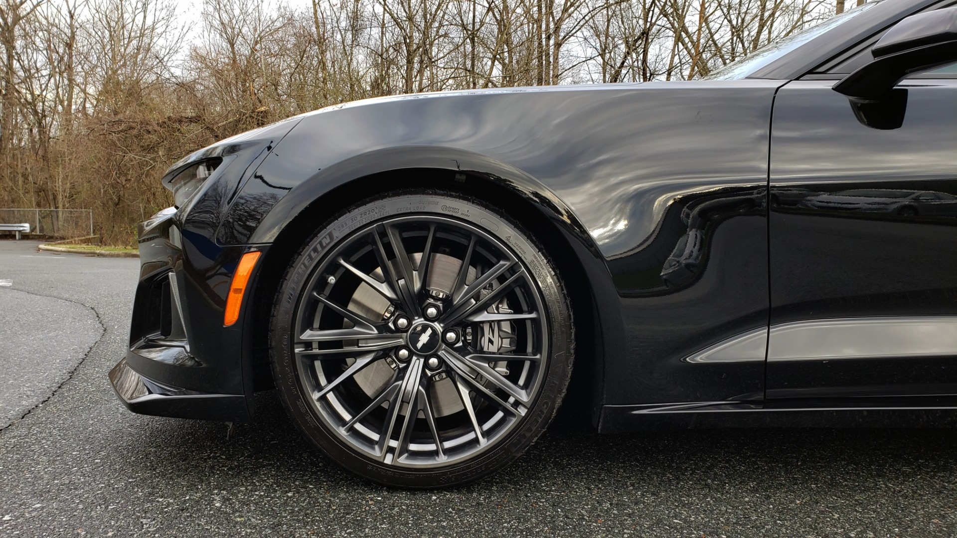 Used 2018 Chevrolet CAMARO ZL1 6.2L SUPERCHARGED V8 650 / NAV / SUNROOF / REARVIEW for sale Sold at Formula Imports in Charlotte NC 28227 85