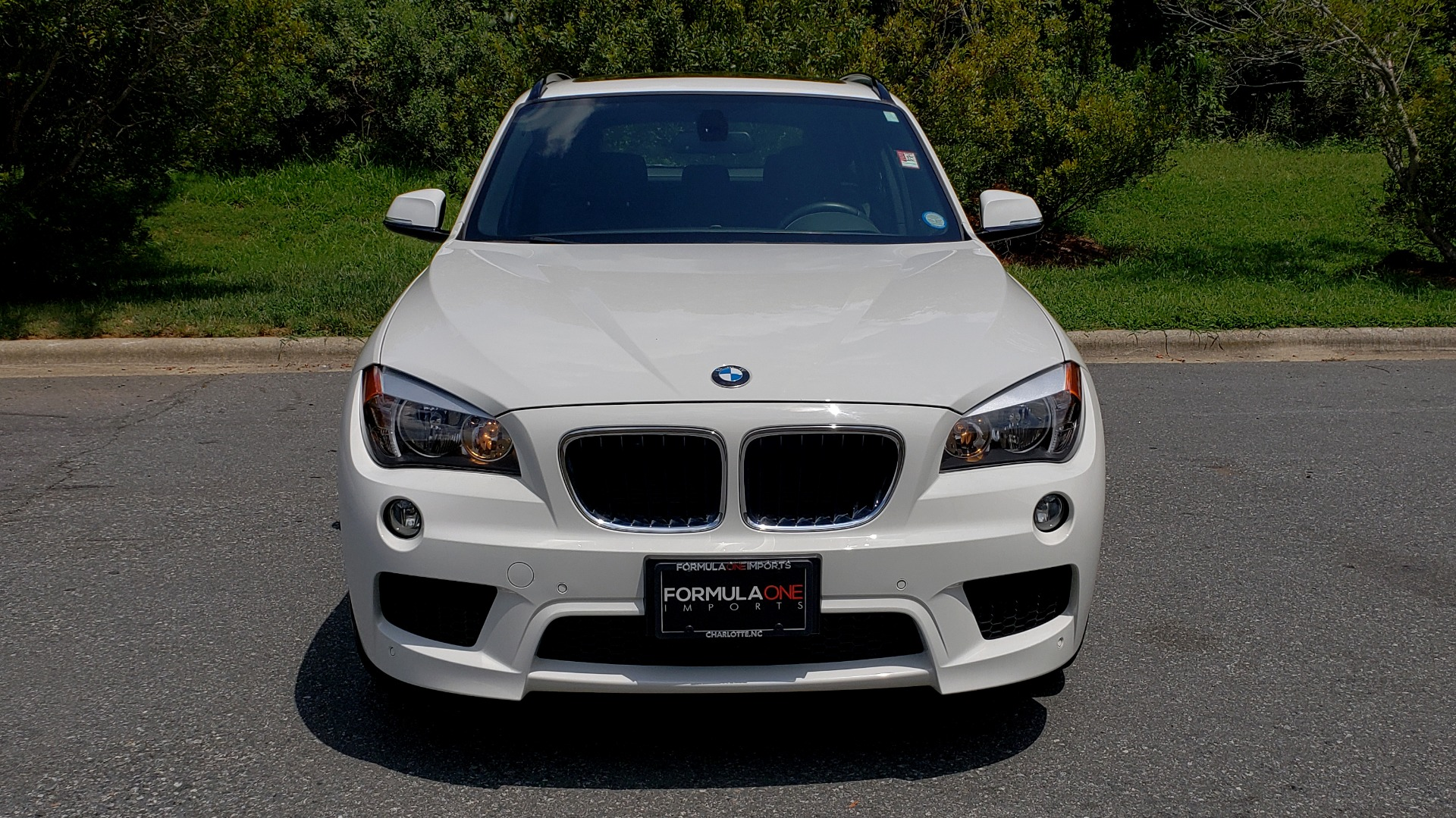Used 2015 BMW X1 SDRIVE28I M-SPORT ULTIMATE / NAV / SUNROOF / REARVIEW for sale Sold at Formula Imports in Charlotte NC 28227 22