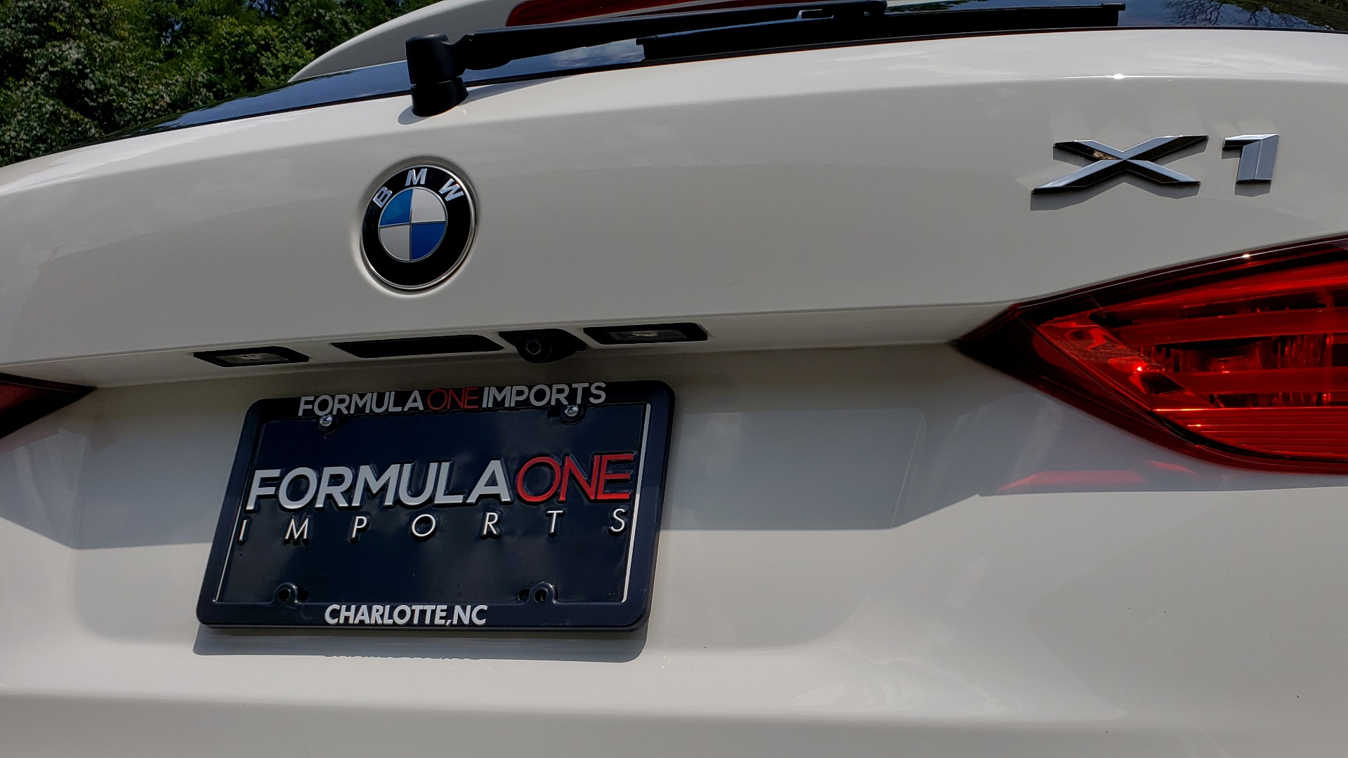 Used 2015 BMW X1 SDRIVE28I M-SPORT ULTIMATE / NAV / SUNROOF / REARVIEW for sale Sold at Formula Imports in Charlotte NC 28227 32