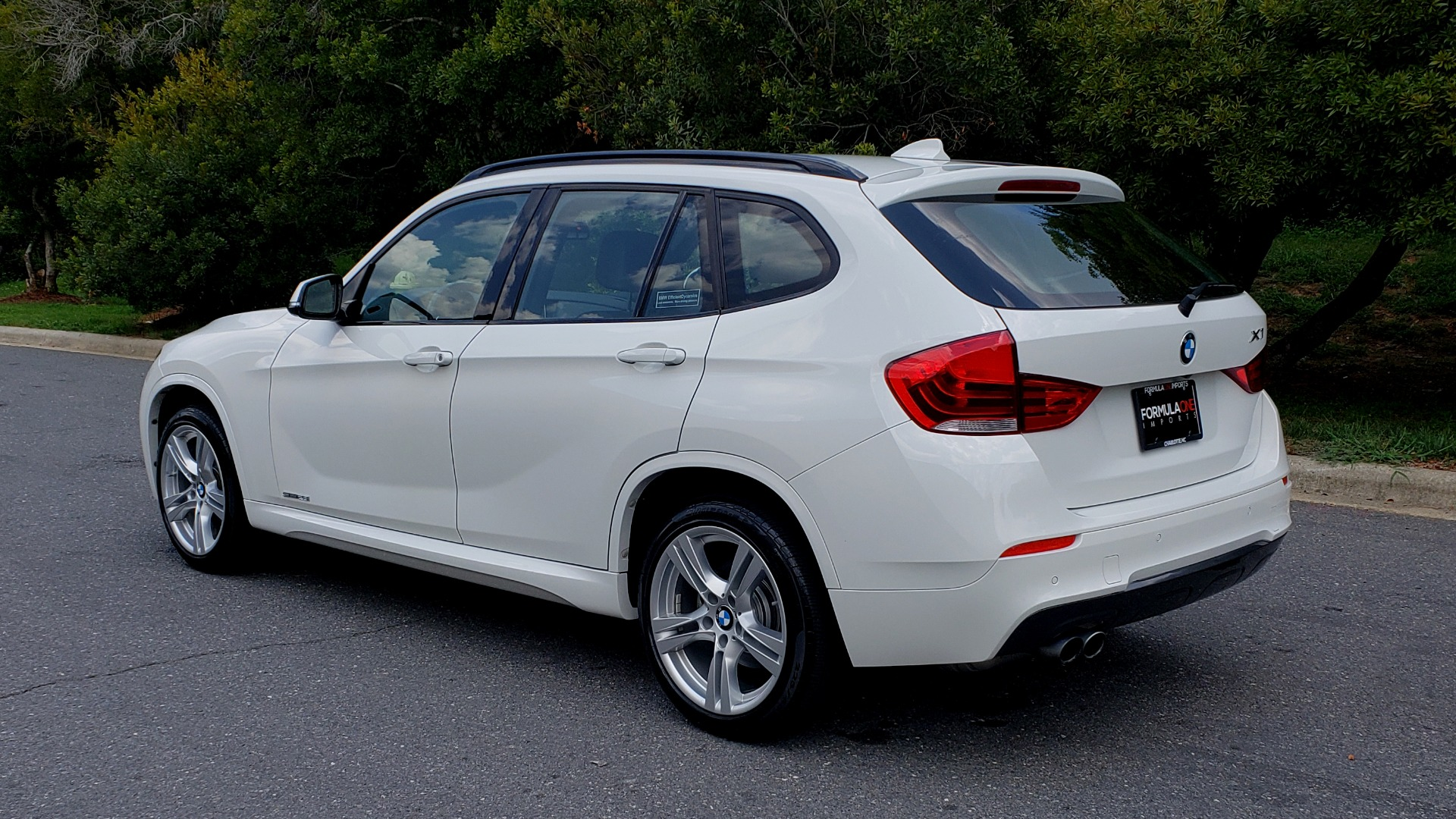 Used 2015 BMW X1 SDRIVE28I M-SPORT ULTIMATE / NAV / SUNROOF / REARVIEW for sale Sold at Formula Imports in Charlotte NC 28227 5
