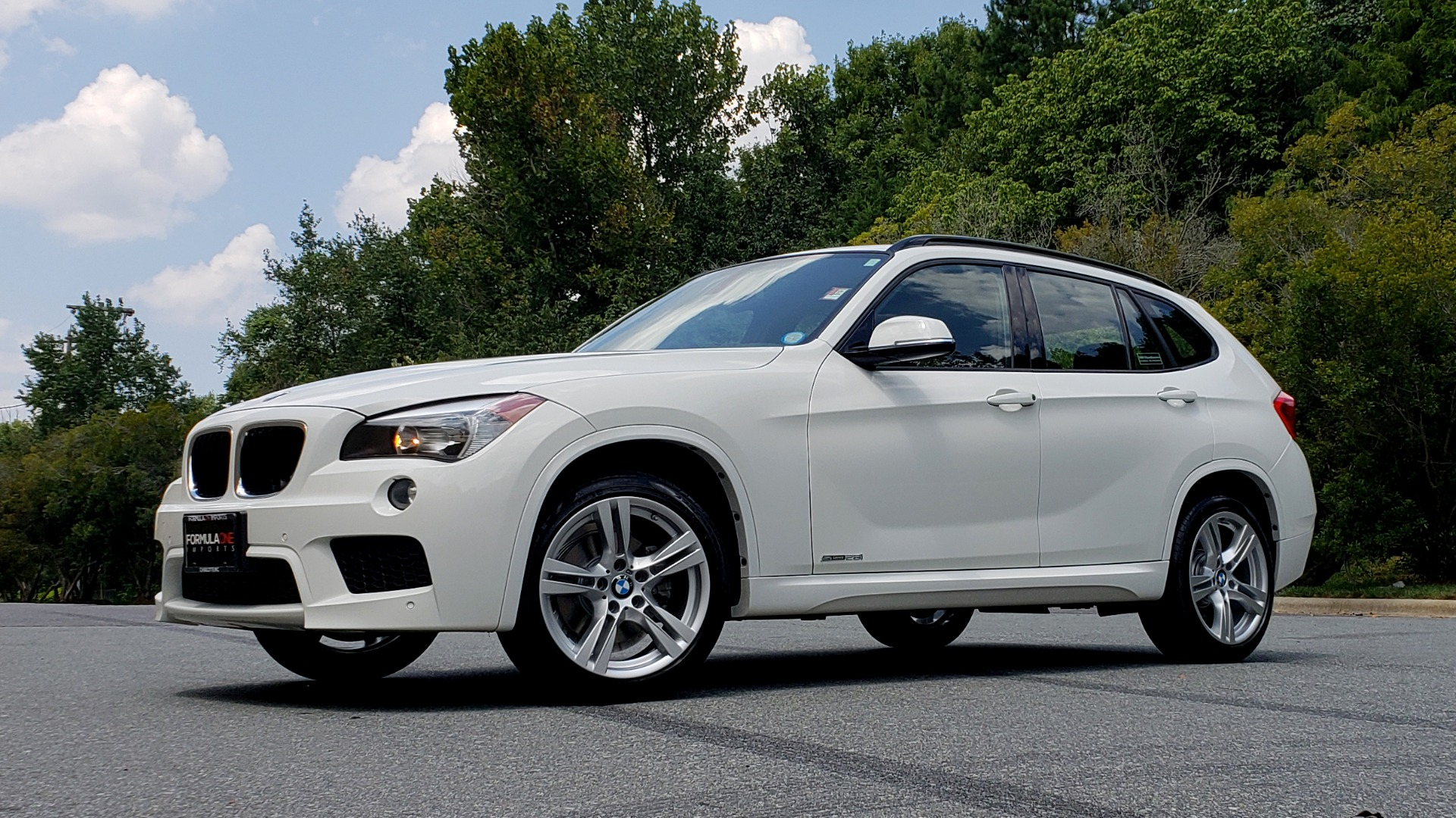 Used 2015 BMW X1 SDRIVE28I M-SPORT ULTIMATE / NAV / SUNROOF / REARVIEW for sale Sold at Formula Imports in Charlotte NC 28227 1