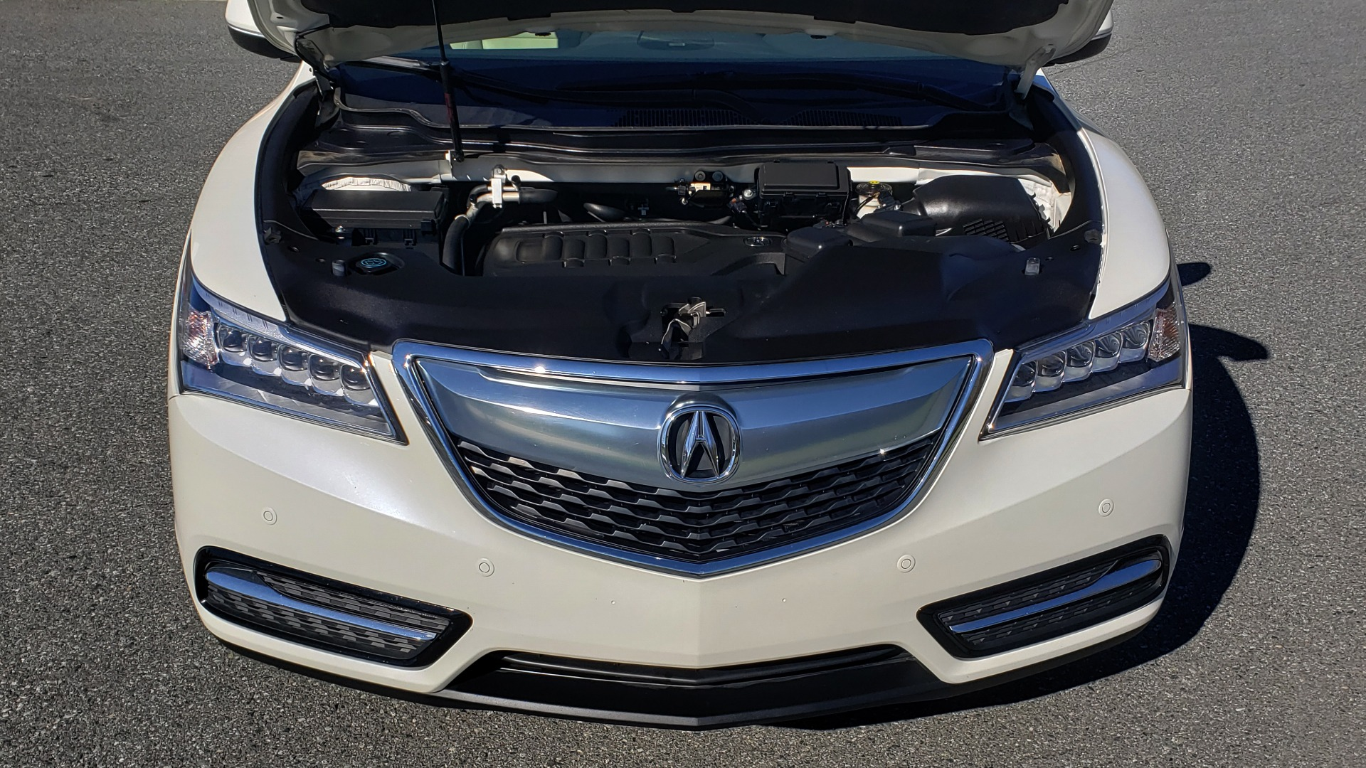 Used 2016 Acura MDX AWD W/ADVANCED PKG / NAV / SUNROOF / REARVIEW / 3-ROW for sale Sold at Formula Imports in Charlotte NC 28227 11