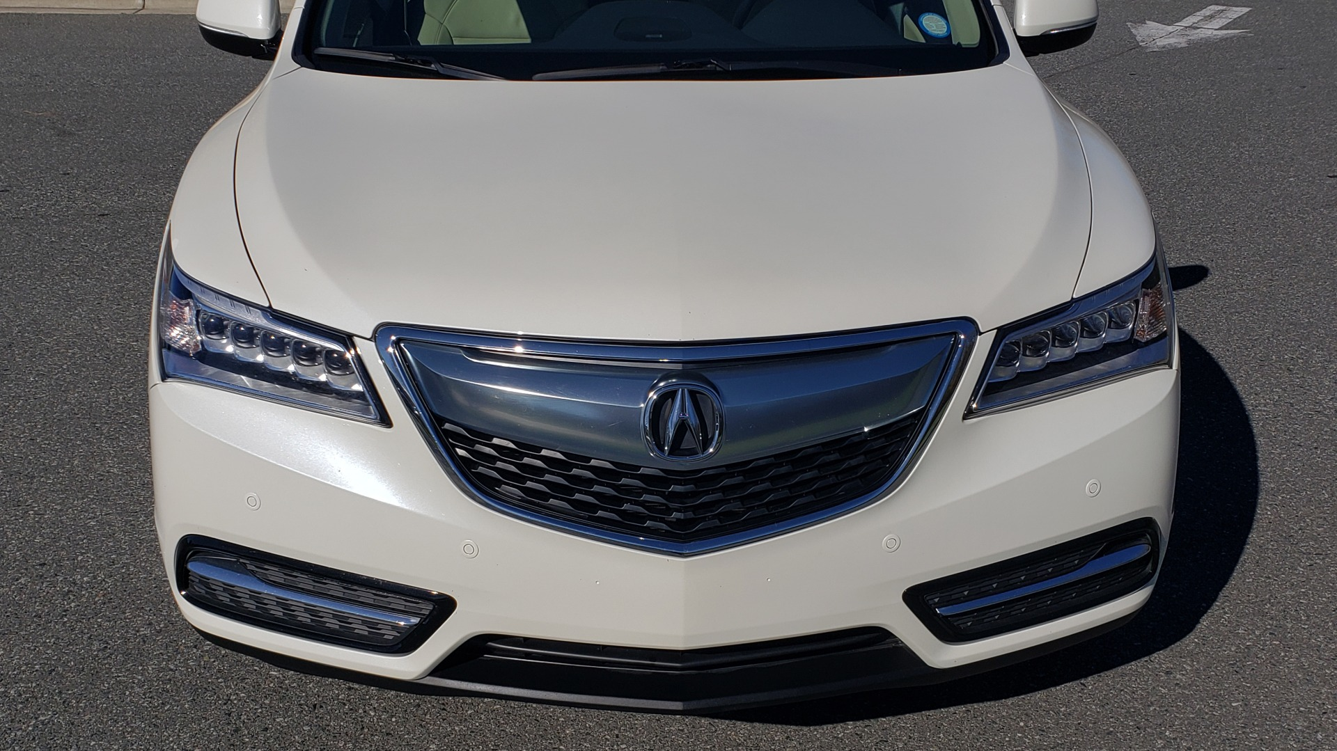 Used 2016 Acura MDX AWD W/ADVANCED PKG / NAV / SUNROOF / REARVIEW / 3-ROW for sale Sold at Formula Imports in Charlotte NC 28227 14