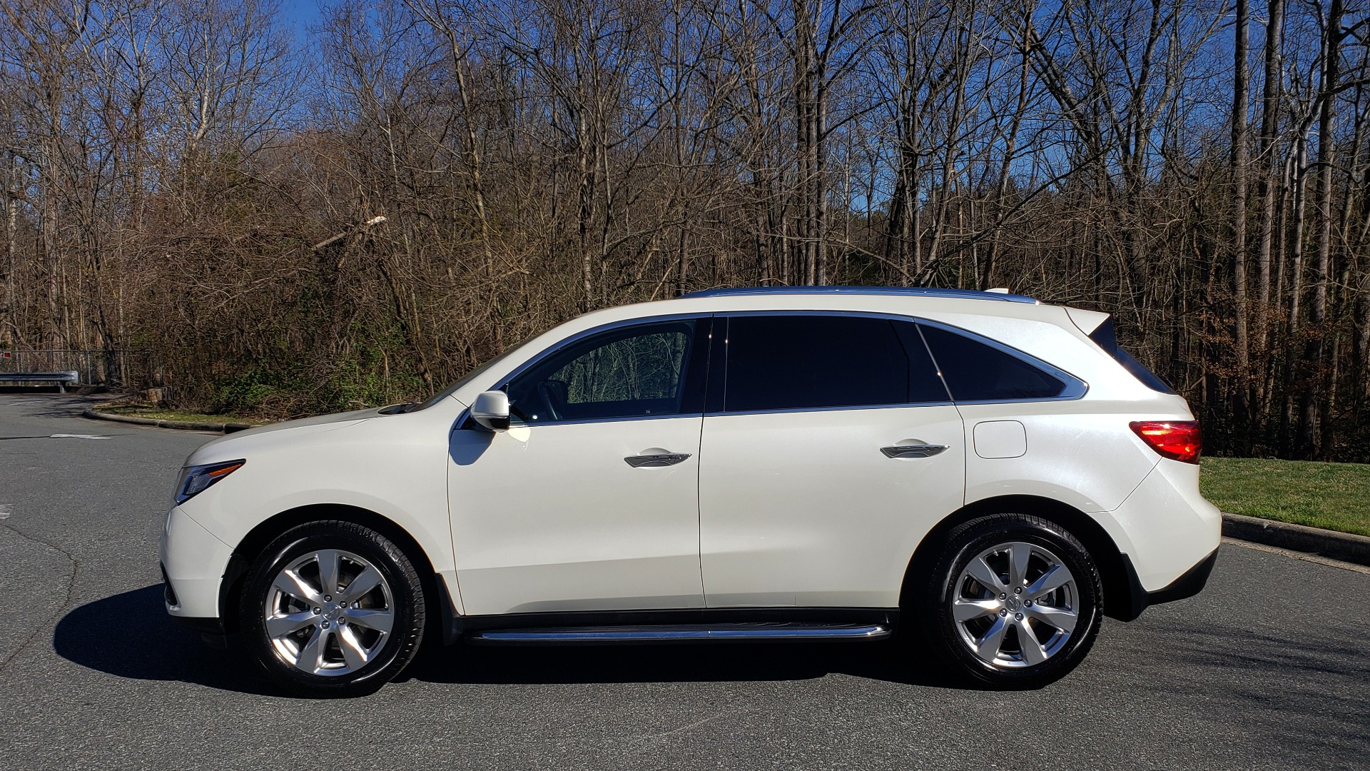Used 2016 Acura MDX AWD W/ADVANCED PKG / NAV / SUNROOF / REARVIEW / 3-ROW for sale Sold at Formula Imports in Charlotte NC 28227 2