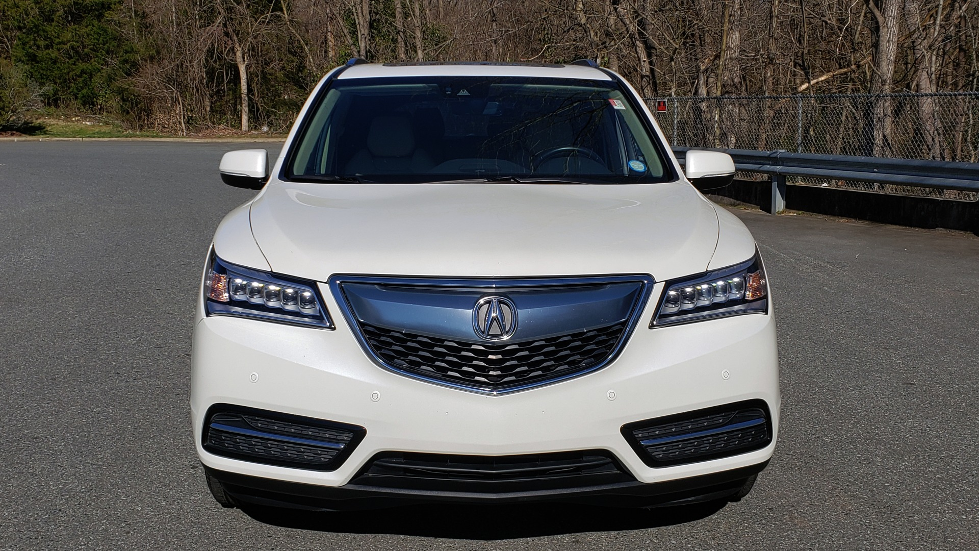 Used 2016 Acura MDX AWD W/ADVANCED PKG / NAV / SUNROOF / REARVIEW / 3-ROW for sale Sold at Formula Imports in Charlotte NC 28227 23