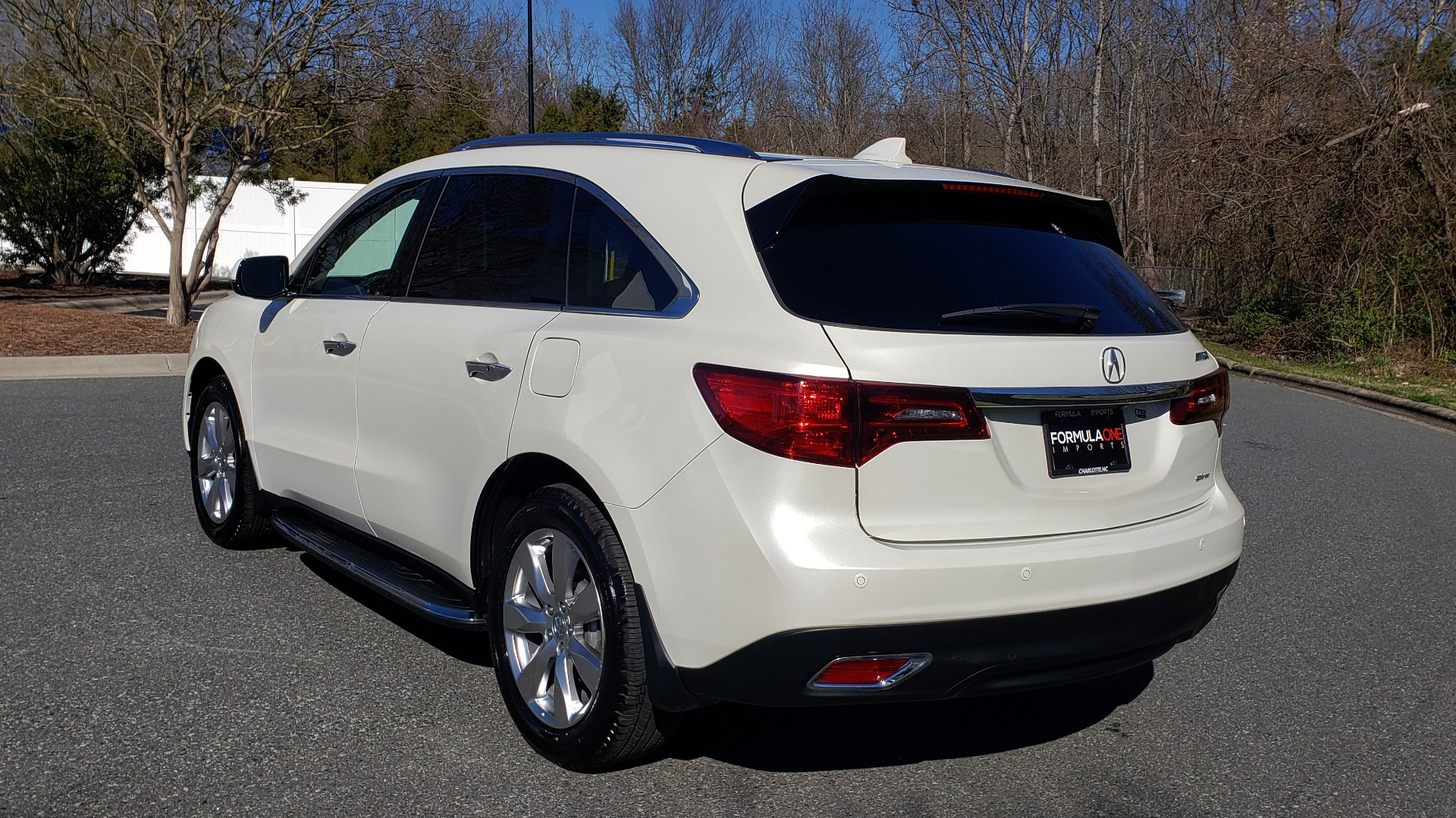 Used 2016 Acura MDX AWD W/ADVANCED PKG / NAV / SUNROOF / REARVIEW / 3-ROW for sale Sold at Formula Imports in Charlotte NC 28227 3