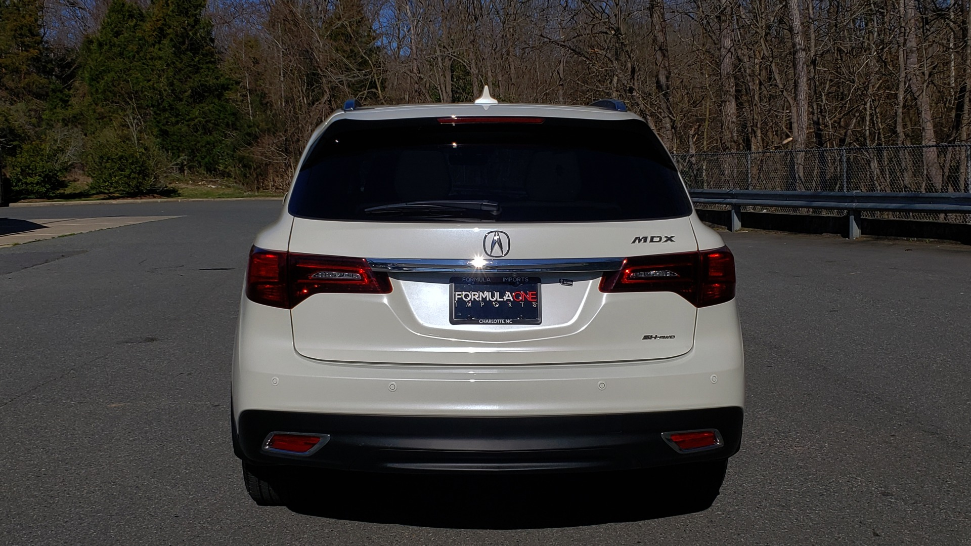Used 2016 Acura MDX AWD W/ADVANCED PKG / NAV / SUNROOF / REARVIEW / 3-ROW for sale Sold at Formula Imports in Charlotte NC 28227 30