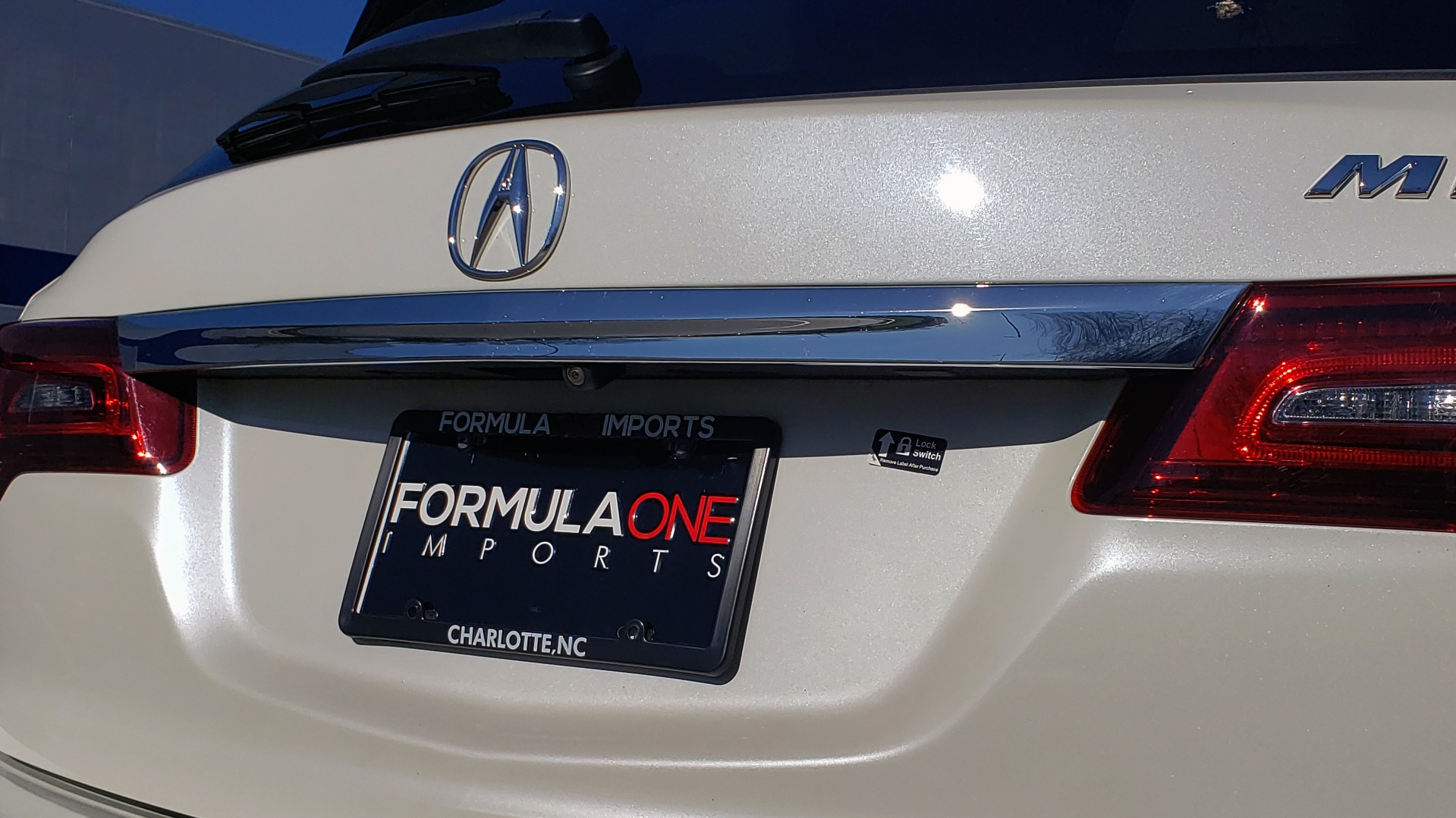 Used 2016 Acura MDX AWD W/ADVANCED PKG / NAV / SUNROOF / REARVIEW / 3-ROW for sale Sold at Formula Imports in Charlotte NC 28227 33