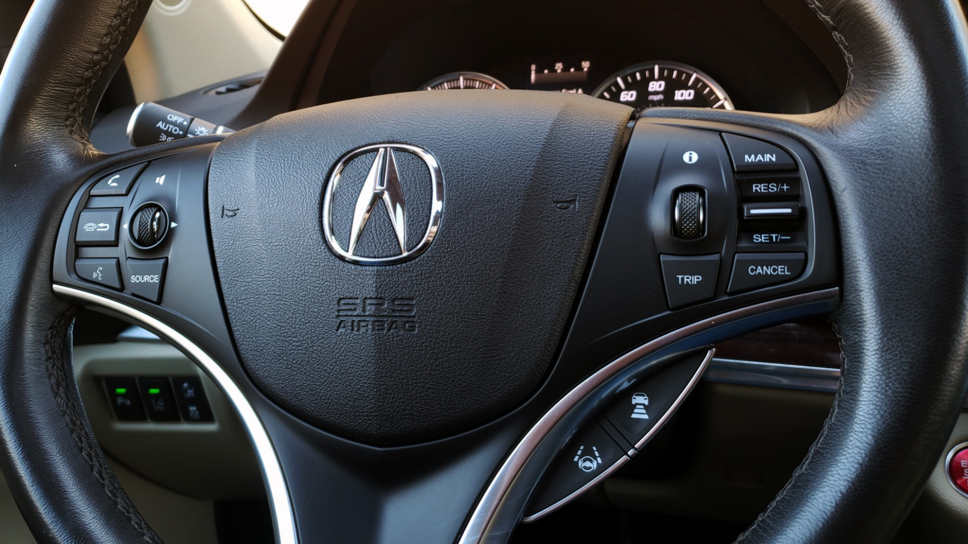 Used 2016 Acura MDX AWD W/ADVANCED PKG / NAV / SUNROOF / REARVIEW / 3-ROW for sale Sold at Formula Imports in Charlotte NC 28227 43