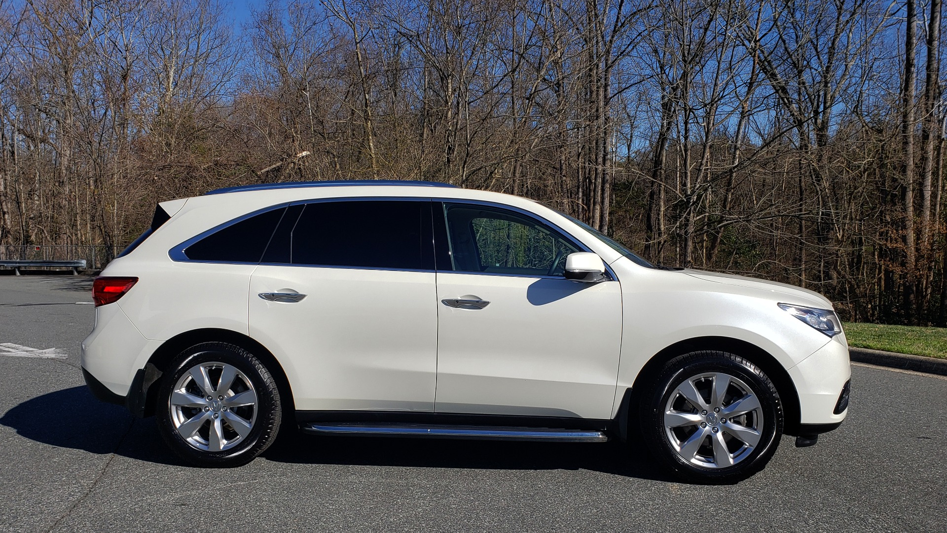 Used 2016 Acura MDX AWD W/ADVANCED PKG / NAV / SUNROOF / REARVIEW / 3-ROW for sale Sold at Formula Imports in Charlotte NC 28227 5