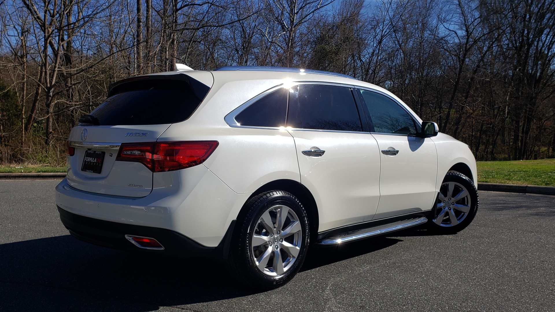 Used 2016 Acura MDX AWD W/ADVANCED PKG / NAV / SUNROOF / REARVIEW / 3-ROW for sale Sold at Formula Imports in Charlotte NC 28227 6