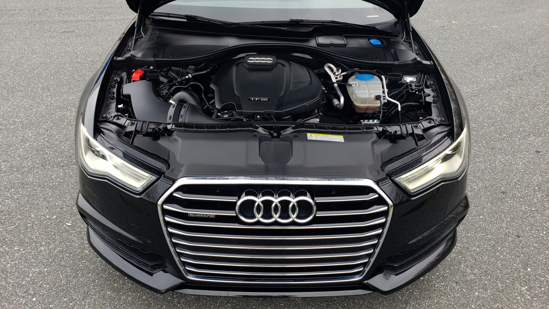 Used 2017 Audi A6 PREMIUM PLUS / NAV / SUNROOF / BOSE / CLD WTHR for sale Sold at Formula Imports in Charlotte NC 28227 11