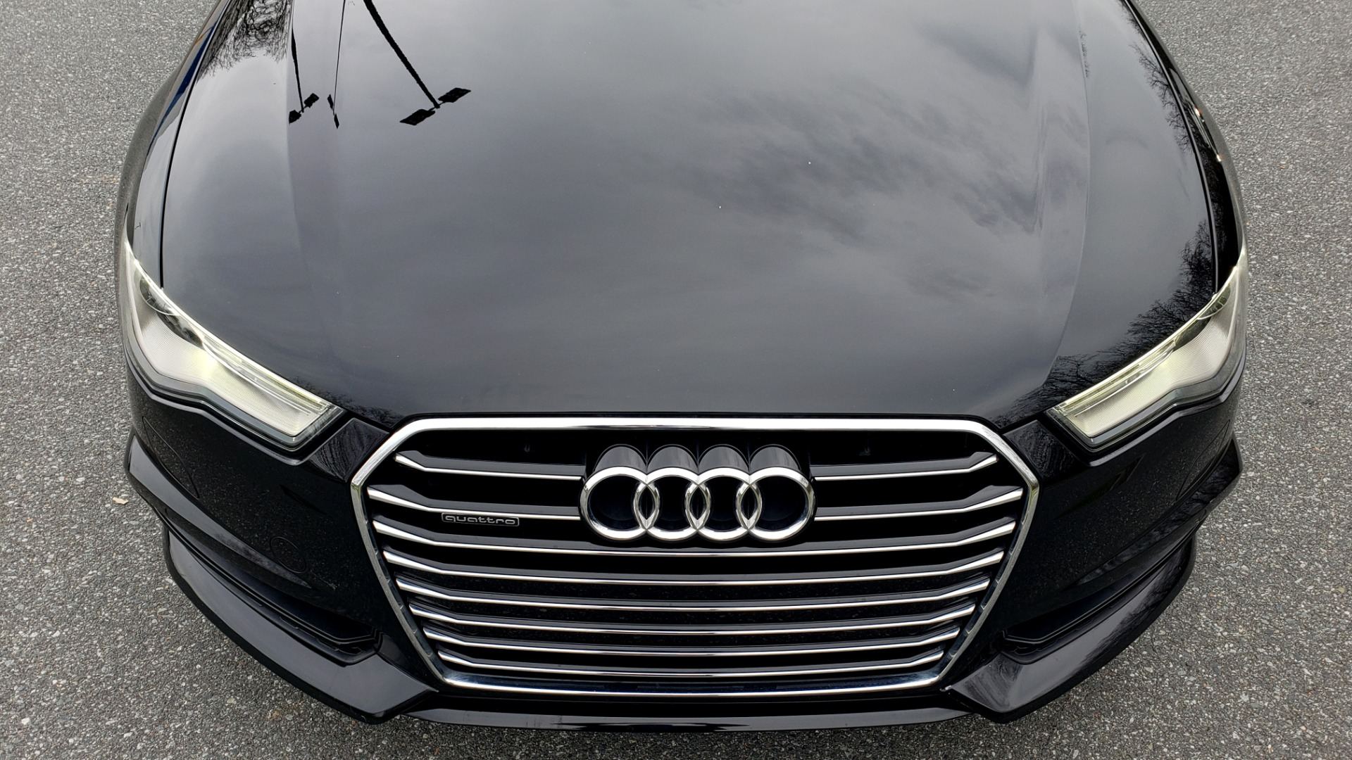 Used 2017 Audi A6 PREMIUM PLUS / NAV / SUNROOF / BOSE / CLD WTHR for sale Sold at Formula Imports in Charlotte NC 28227 14