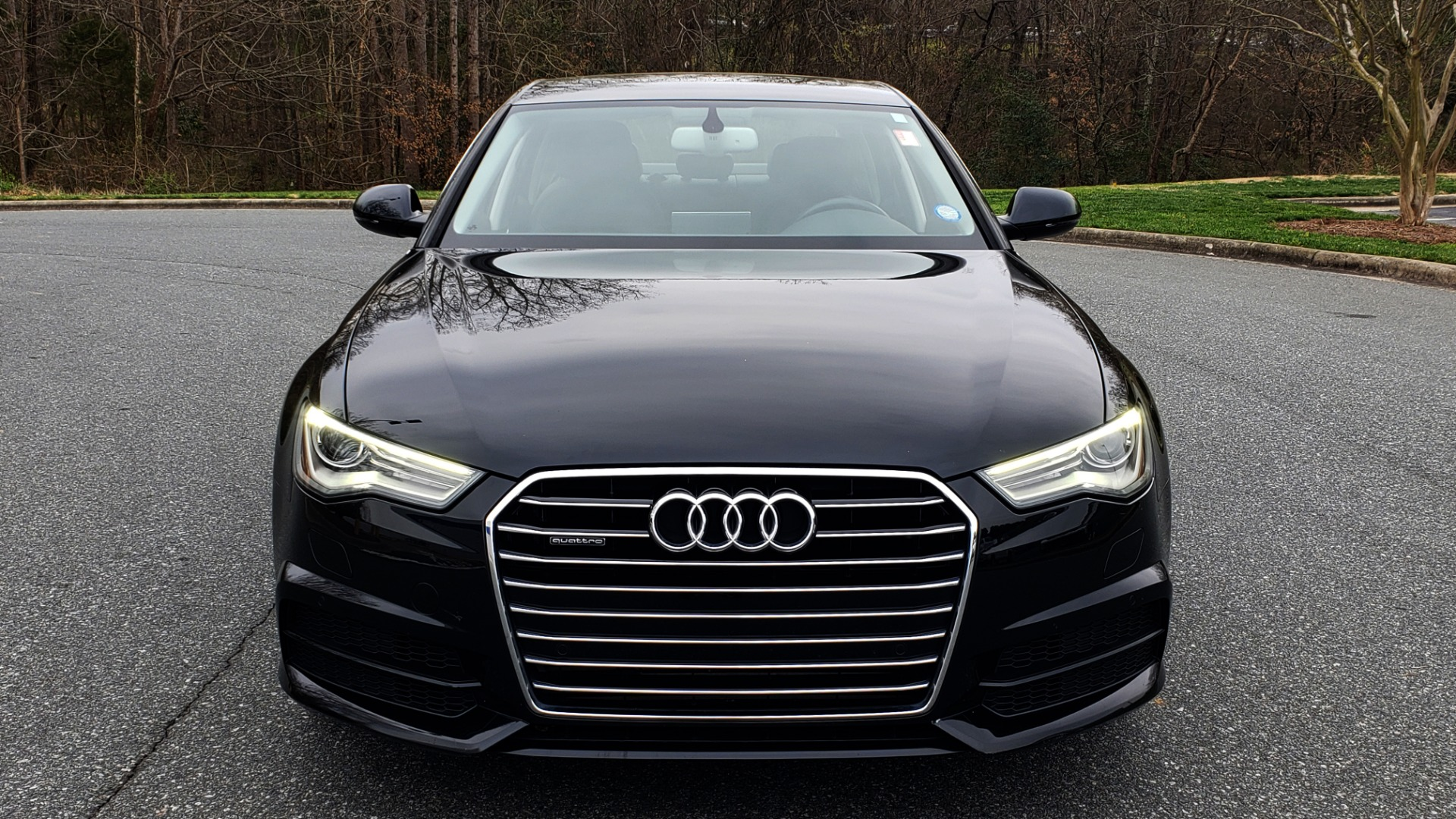 Used 2017 Audi A6 PREMIUM PLUS / NAV / SUNROOF / BOSE / CLD WTHR for sale Sold at Formula Imports in Charlotte NC 28227 20