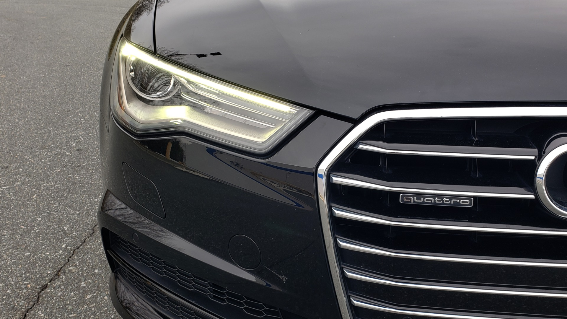 Used 2017 Audi A6 PREMIUM PLUS / NAV / SUNROOF / BOSE / CLD WTHR for sale Sold at Formula Imports in Charlotte NC 28227 22