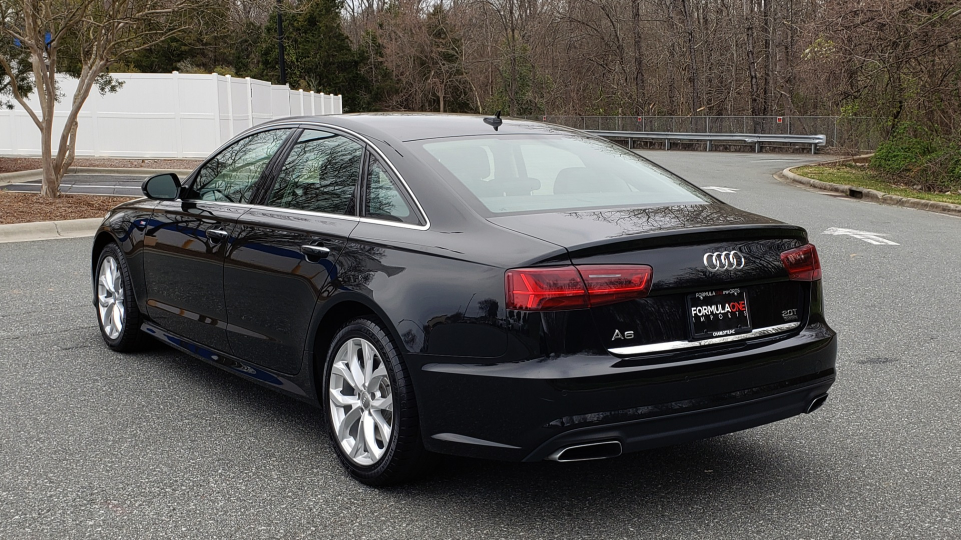 Used 2017 Audi A6 PREMIUM PLUS / NAV / SUNROOF / BOSE / CLD WTHR for sale Sold at Formula Imports in Charlotte NC 28227 3