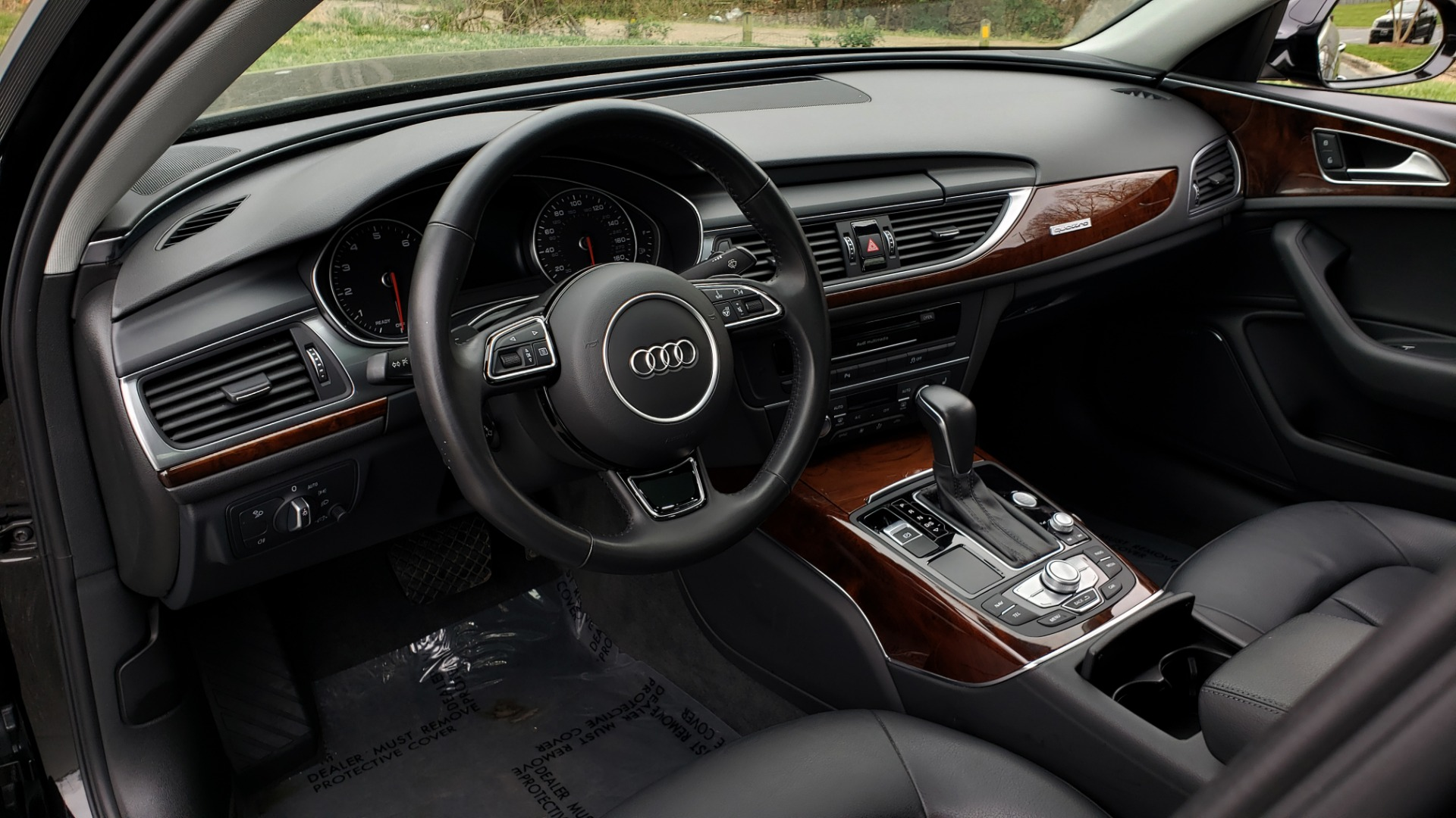 Used 2017 Audi A6 PREMIUM PLUS / NAV / SUNROOF / BOSE / CLD WTHR for sale Sold at Formula Imports in Charlotte NC 28227 37