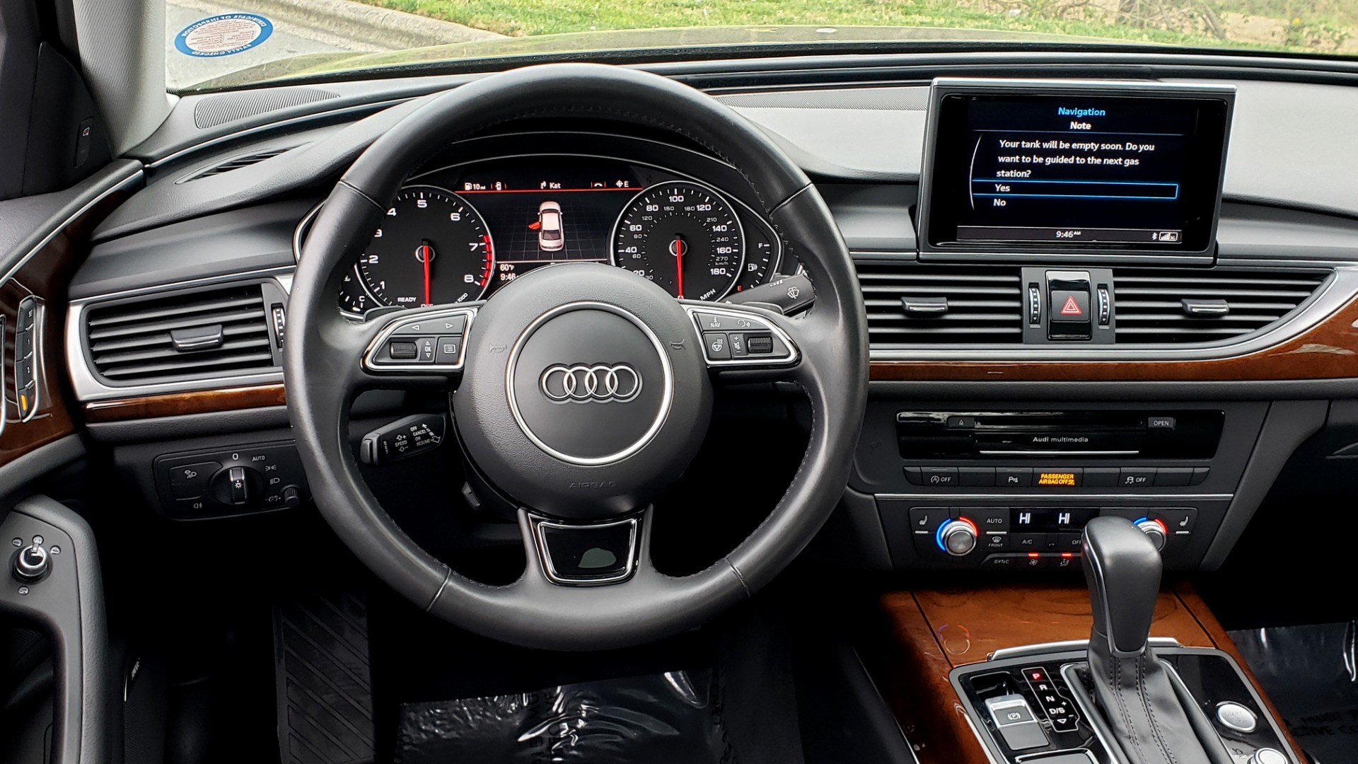Used 2017 Audi A6 PREMIUM PLUS / NAV / SUNROOF / BOSE / CLD WTHR for sale Sold at Formula Imports in Charlotte NC 28227 38